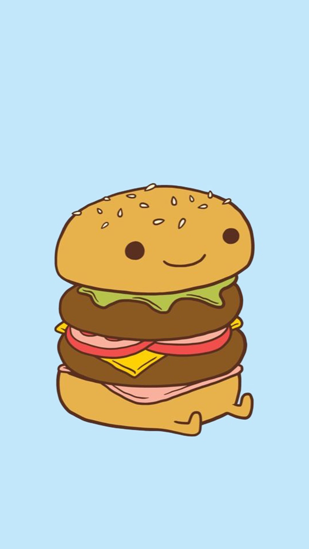 cute cartoon food wallpapers 67 images