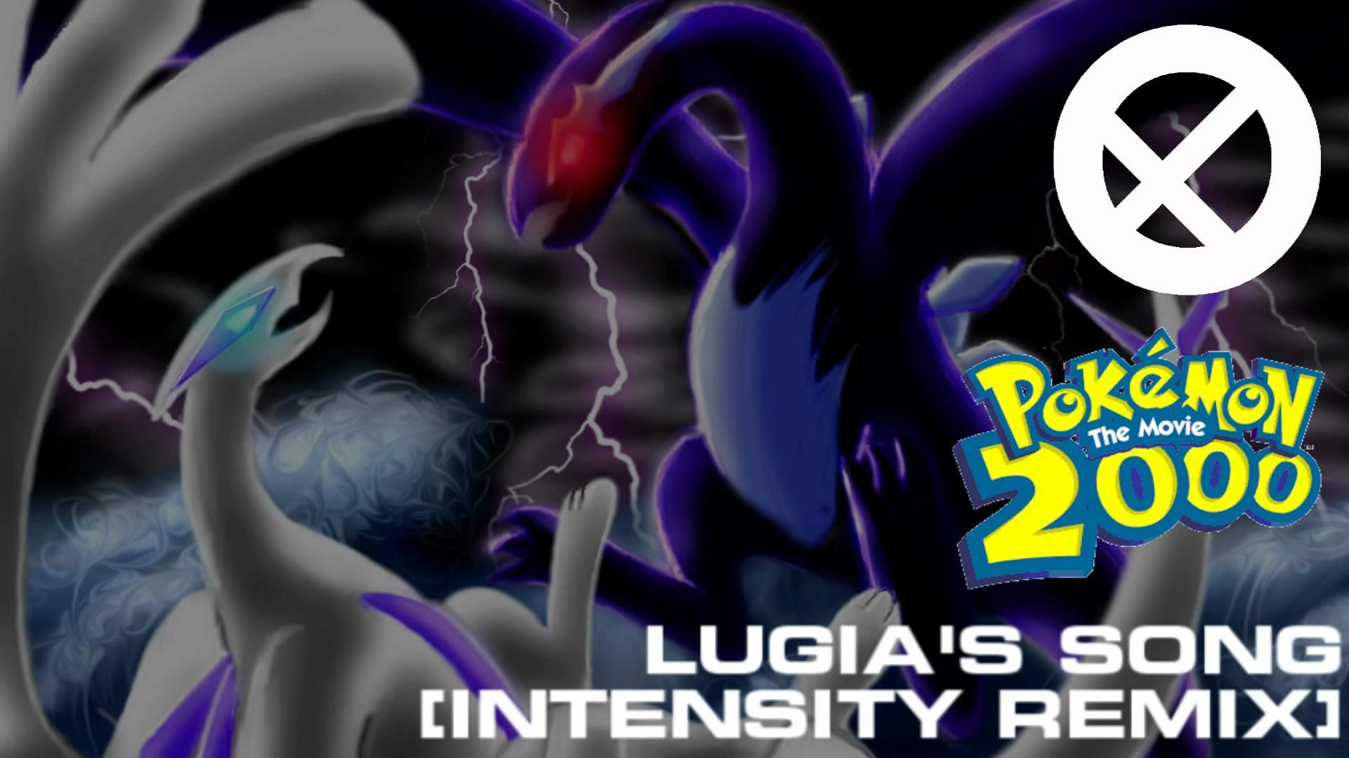 1920x1080 Pokémon 2000 - Lugia's Song (Intensity Remix) (DL Link in desc.) - YouTube