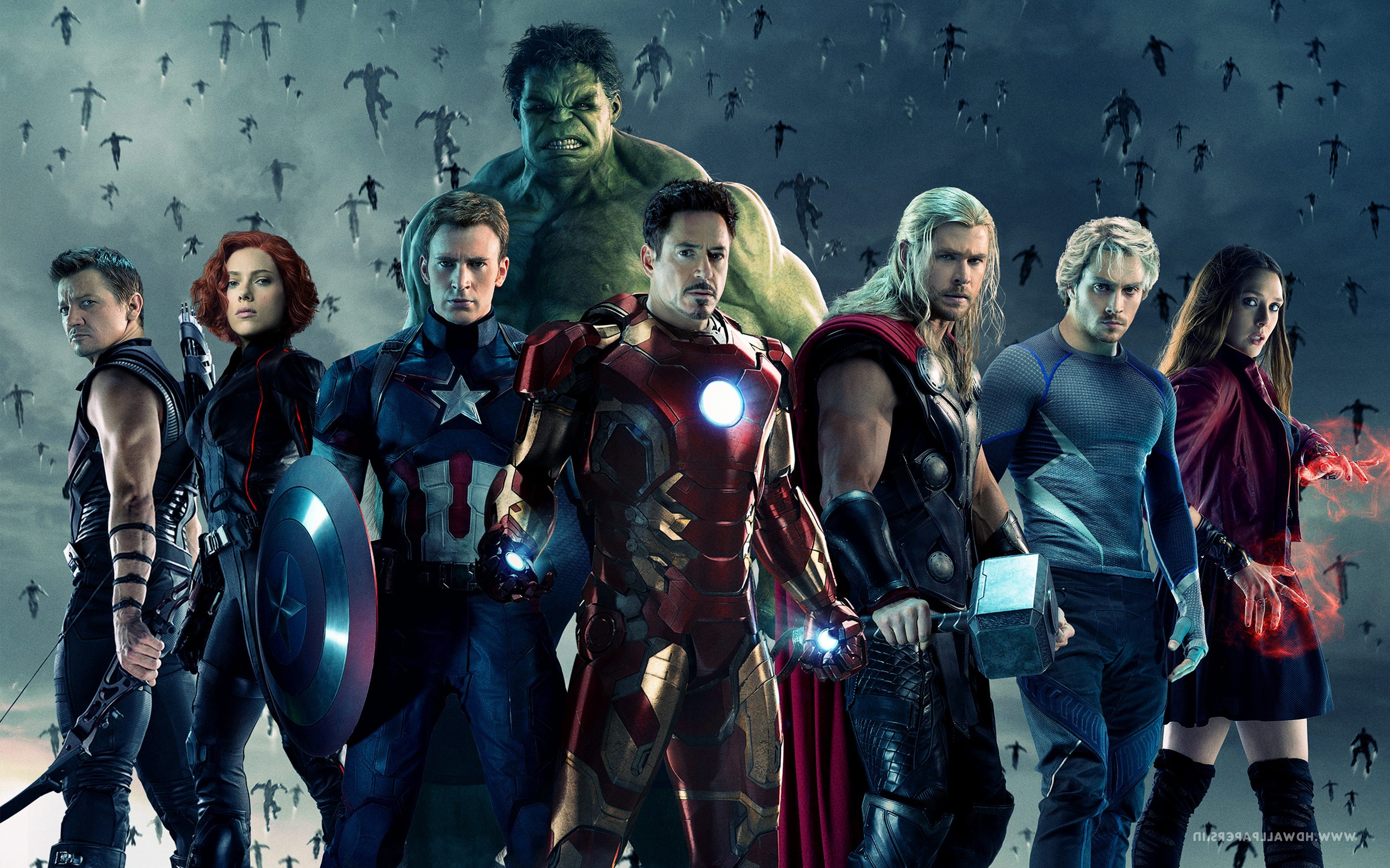 2880x1800 Avengers Age Of Ultron Wallpaper Background As Wallpaper HD