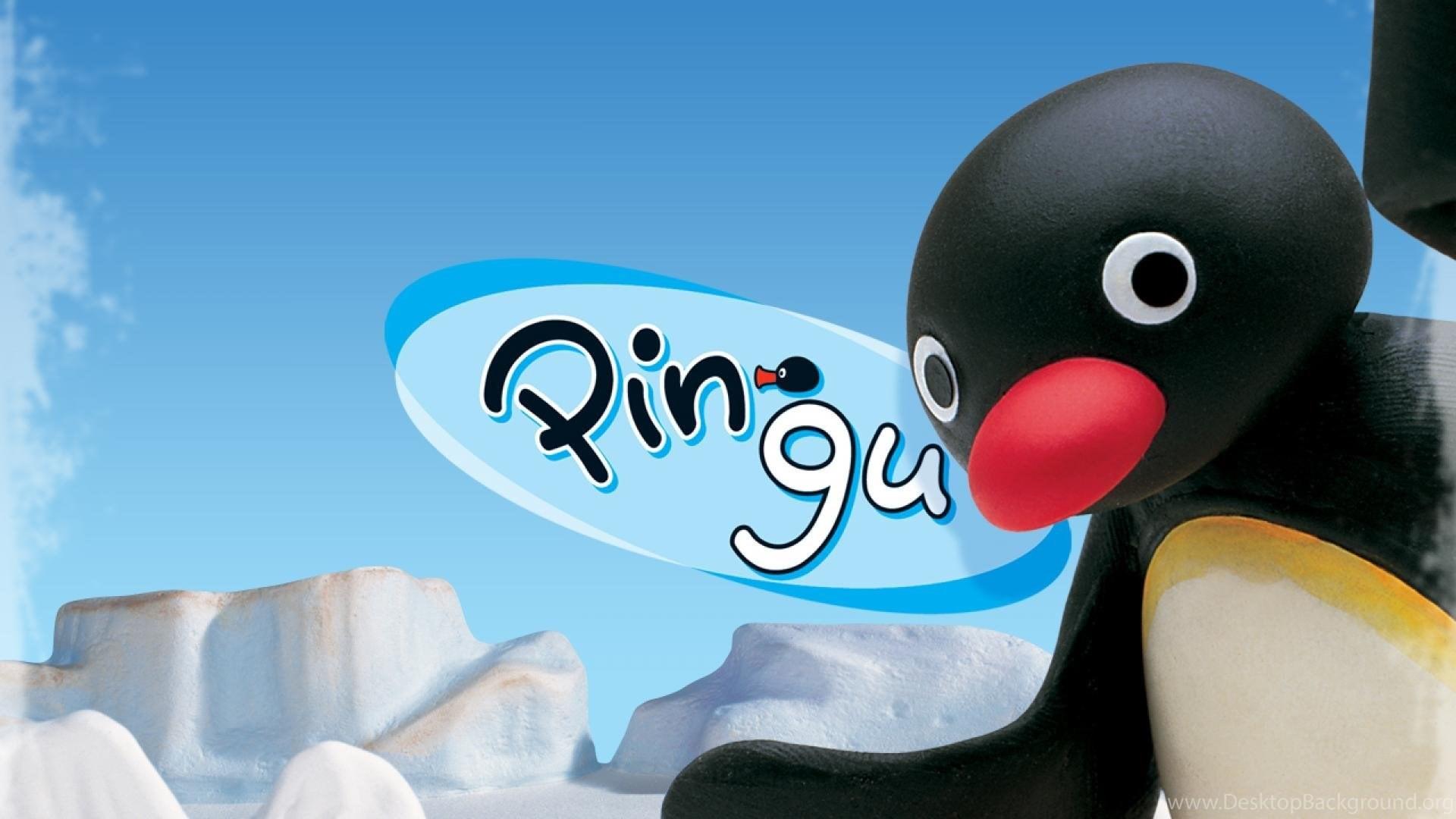 Pingu - 90s Cartoons