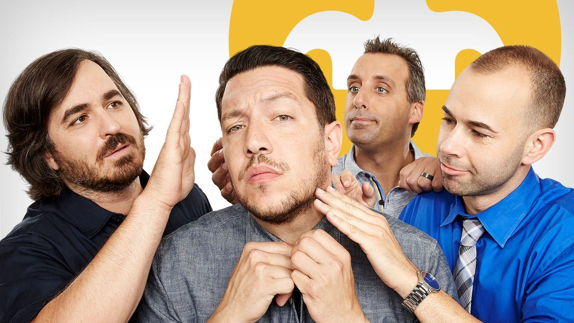 1920x1080 Could You Be One of the Impractical Jokers? - Zoo