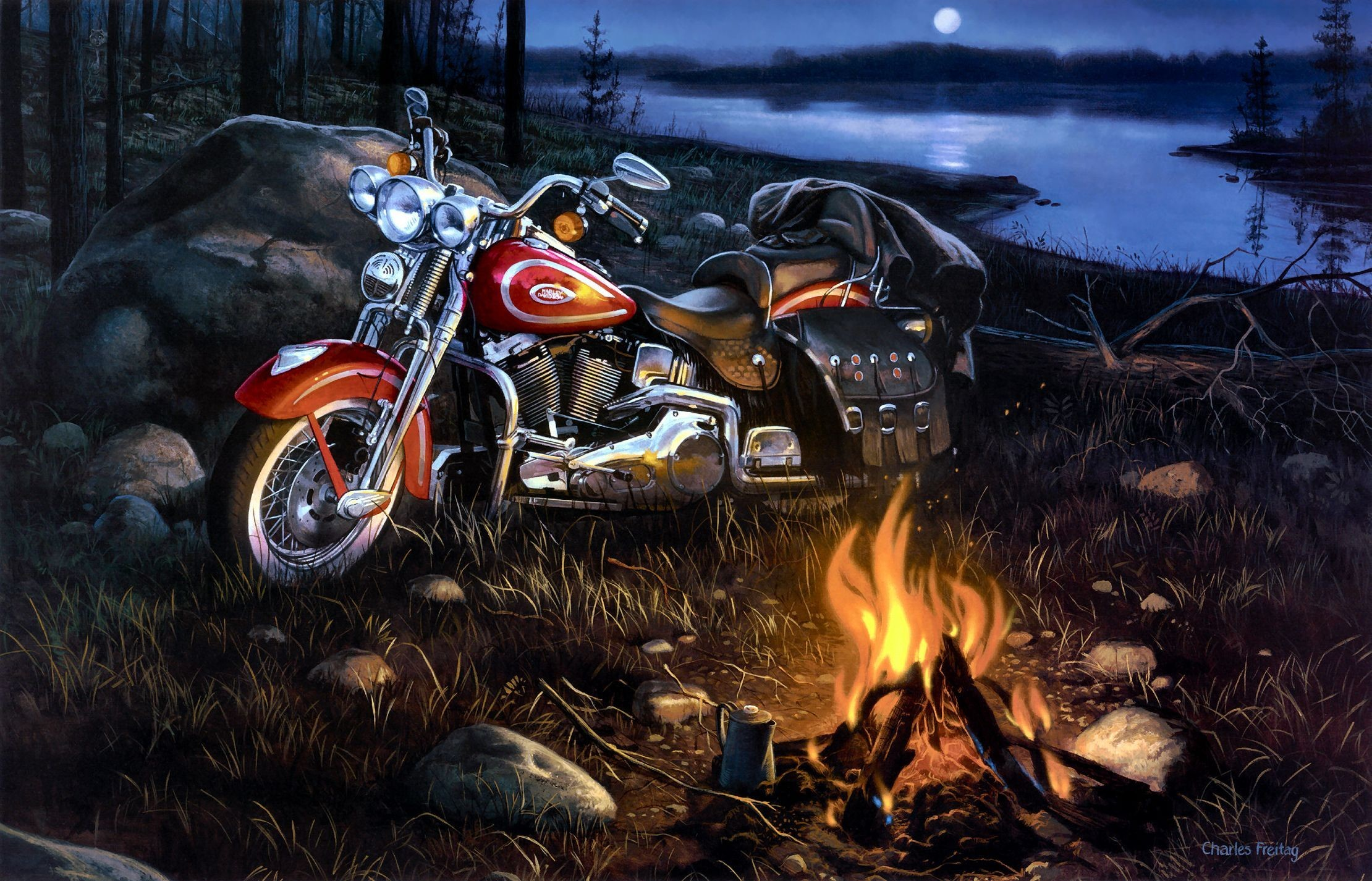 2220x1426 Harley Davidson Wallpaper Mobile #ERY