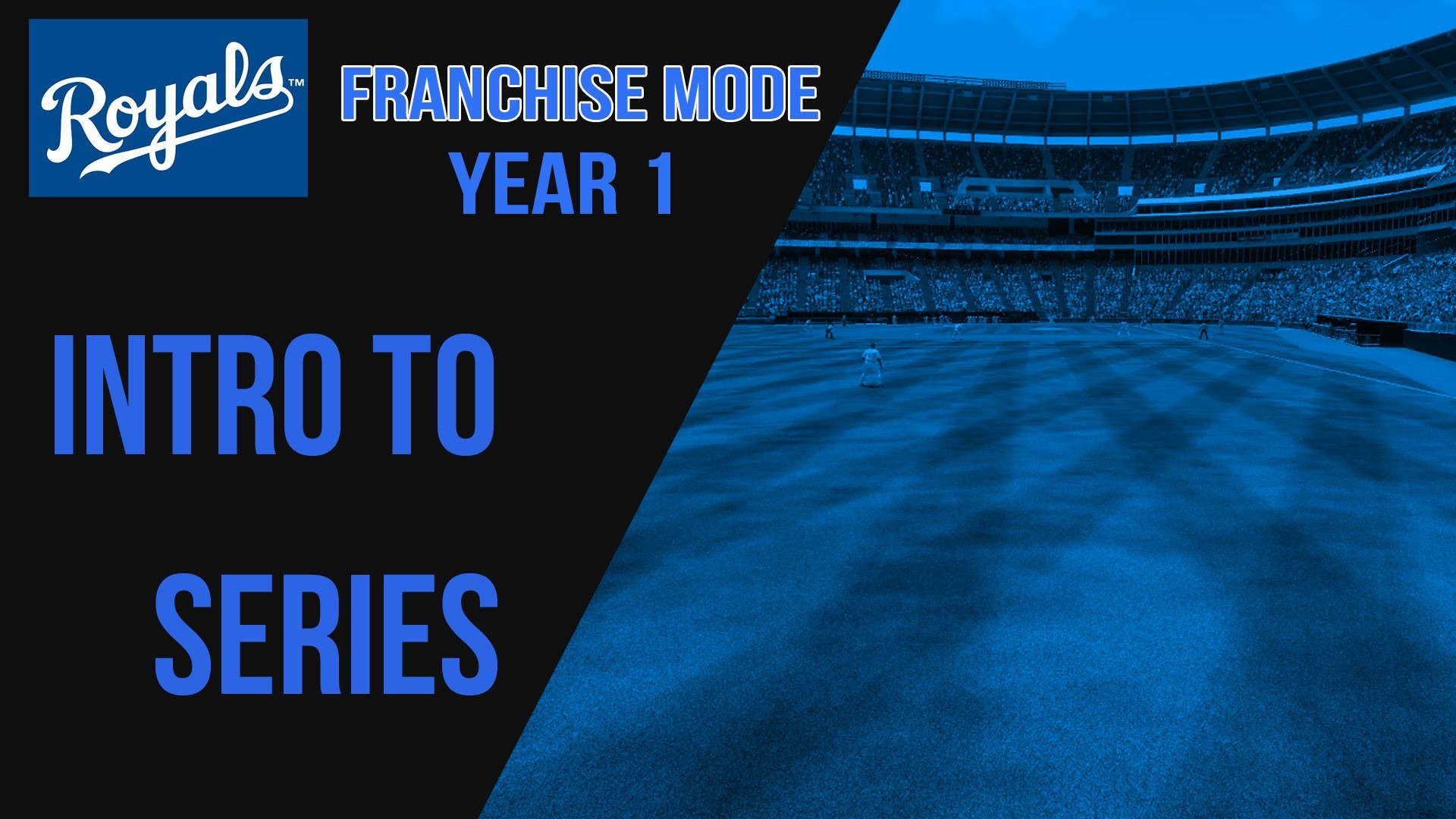 1920x1080 MLB 15 The Show: KC Royals Franchise Mode - Roster Evaluation [EP 1] -  YouTube