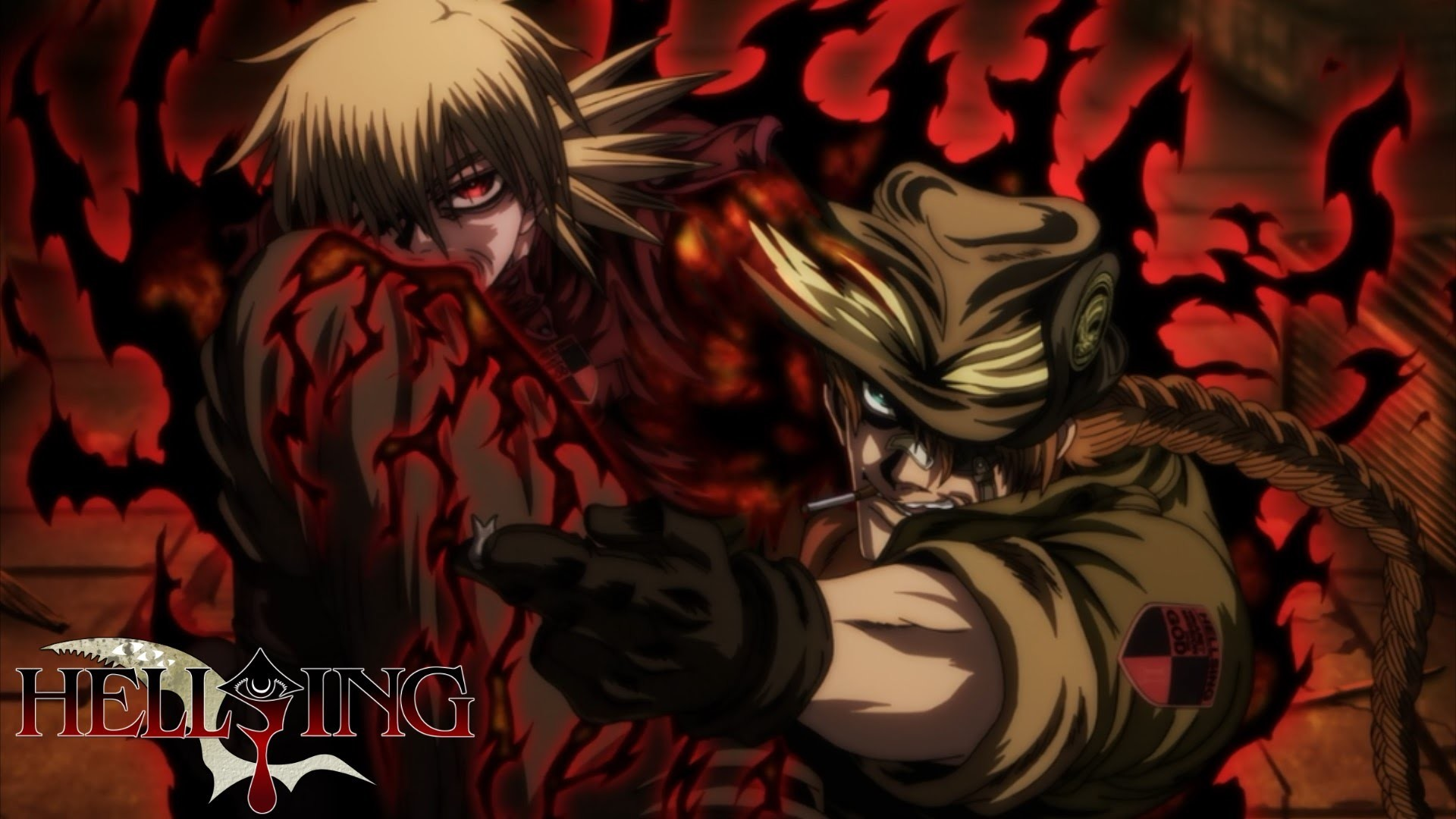 1920x1080 Hellsing Ultimate OVA: All Main Characters Deaths chronologically [-BD  Quality 1080p-] - YouTube