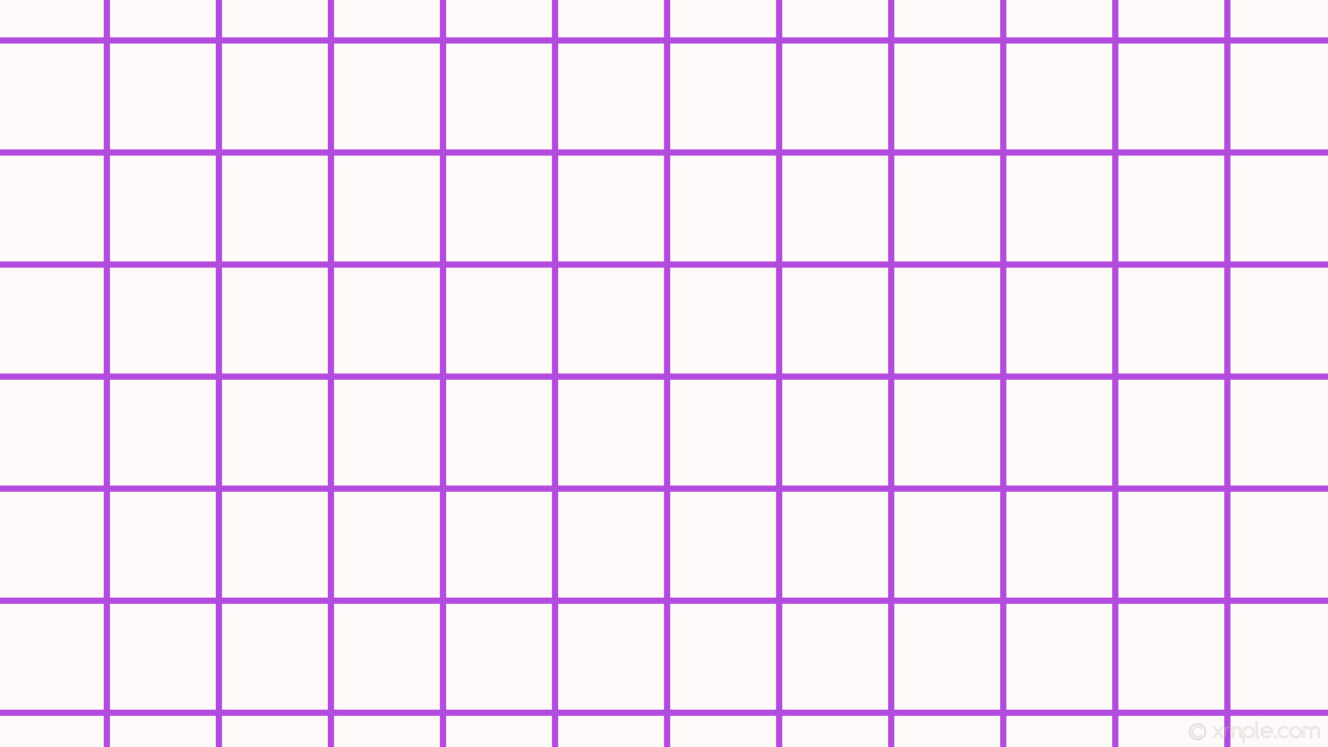 1920x1080 wallpaper white graph paper purple grid snow dark violet #fffafa #9400d3 0°  9px