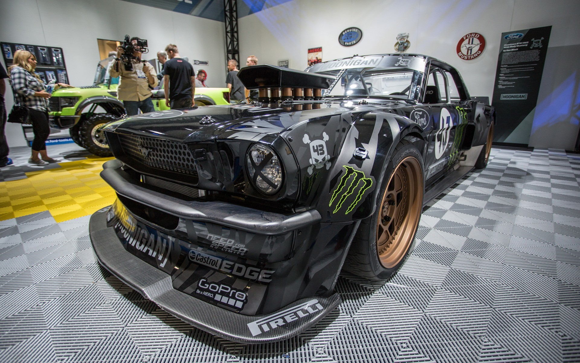 1920x1200 Ken Blocks Hoonicorn RTR