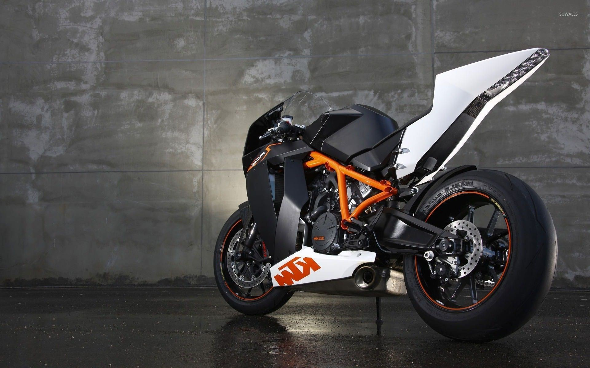 1920x1200 KTM 1190 RC8 wallpaper