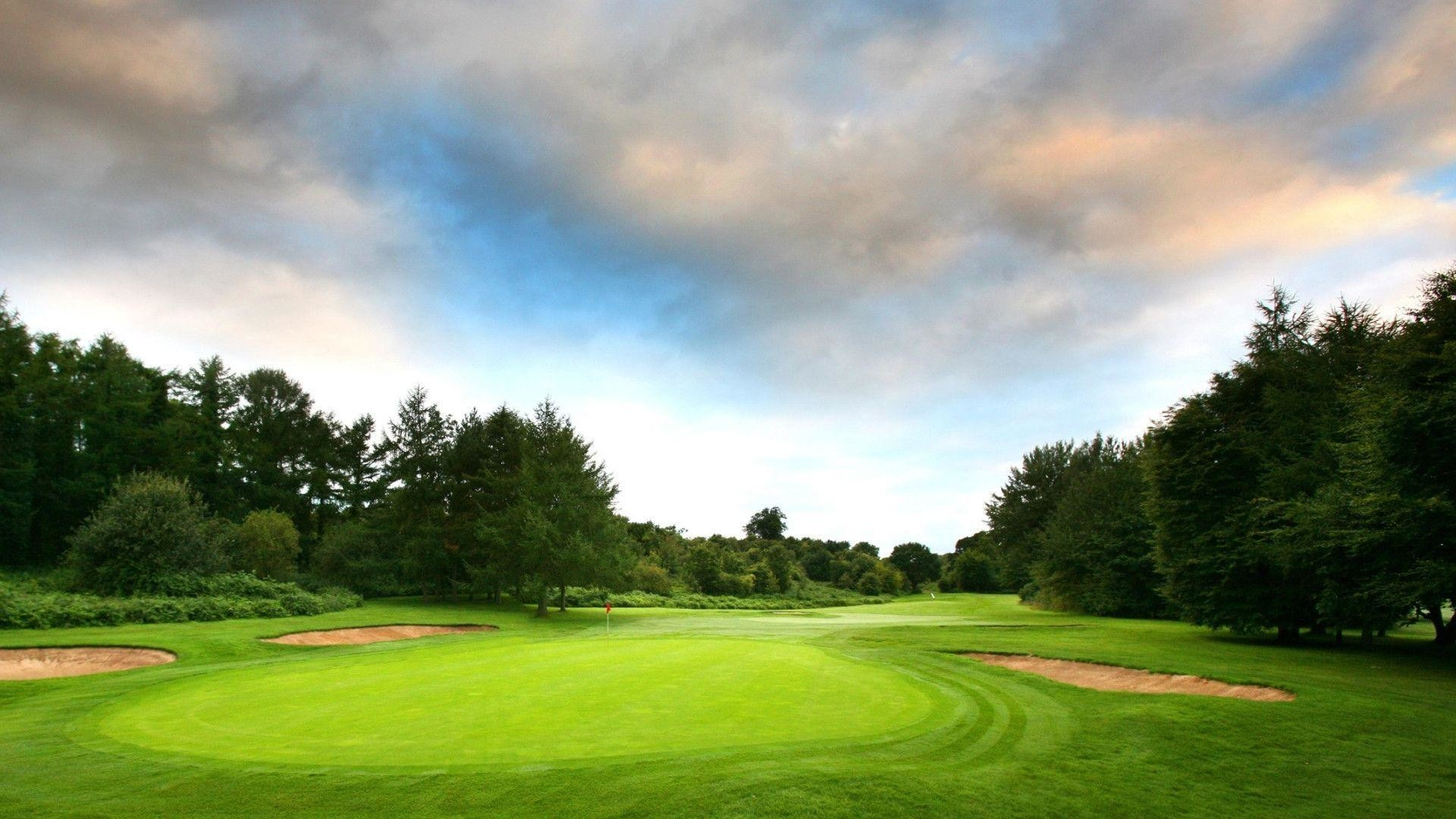 Cool Golf Backgrounds 60 Images