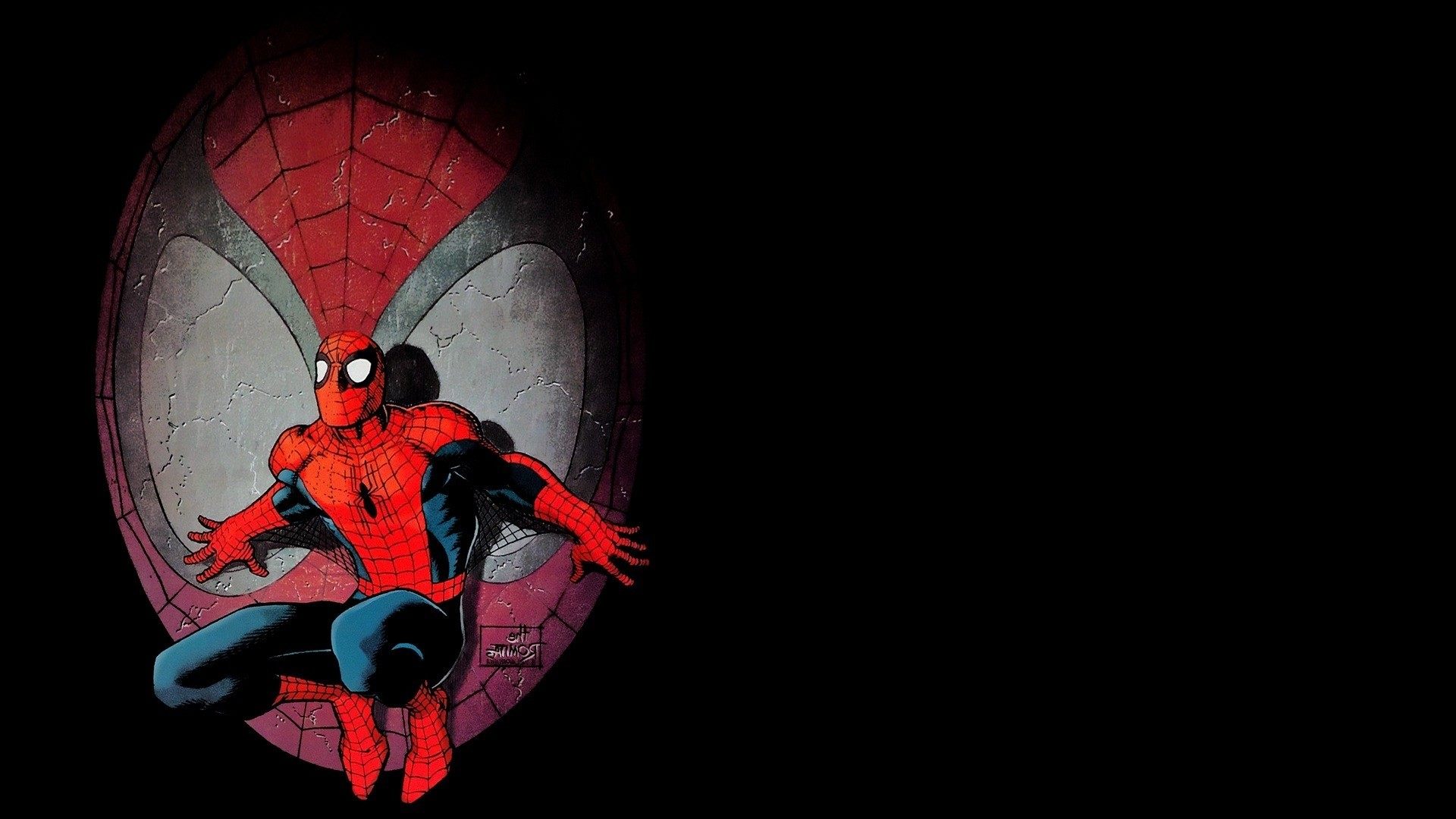 10 Best Spider Man 2099 Wallpaper Hd Full Hd 1920 1080 For: Spiderman 2018 Wallpaper (75+ Images