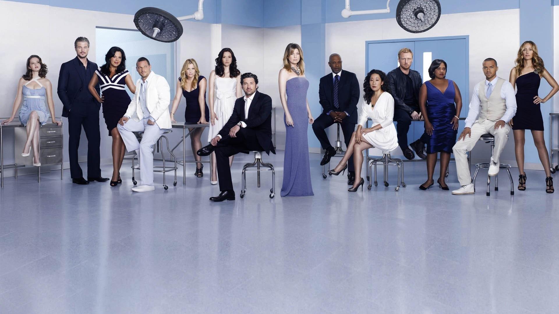 GreyS Anatomy Fernsehserien