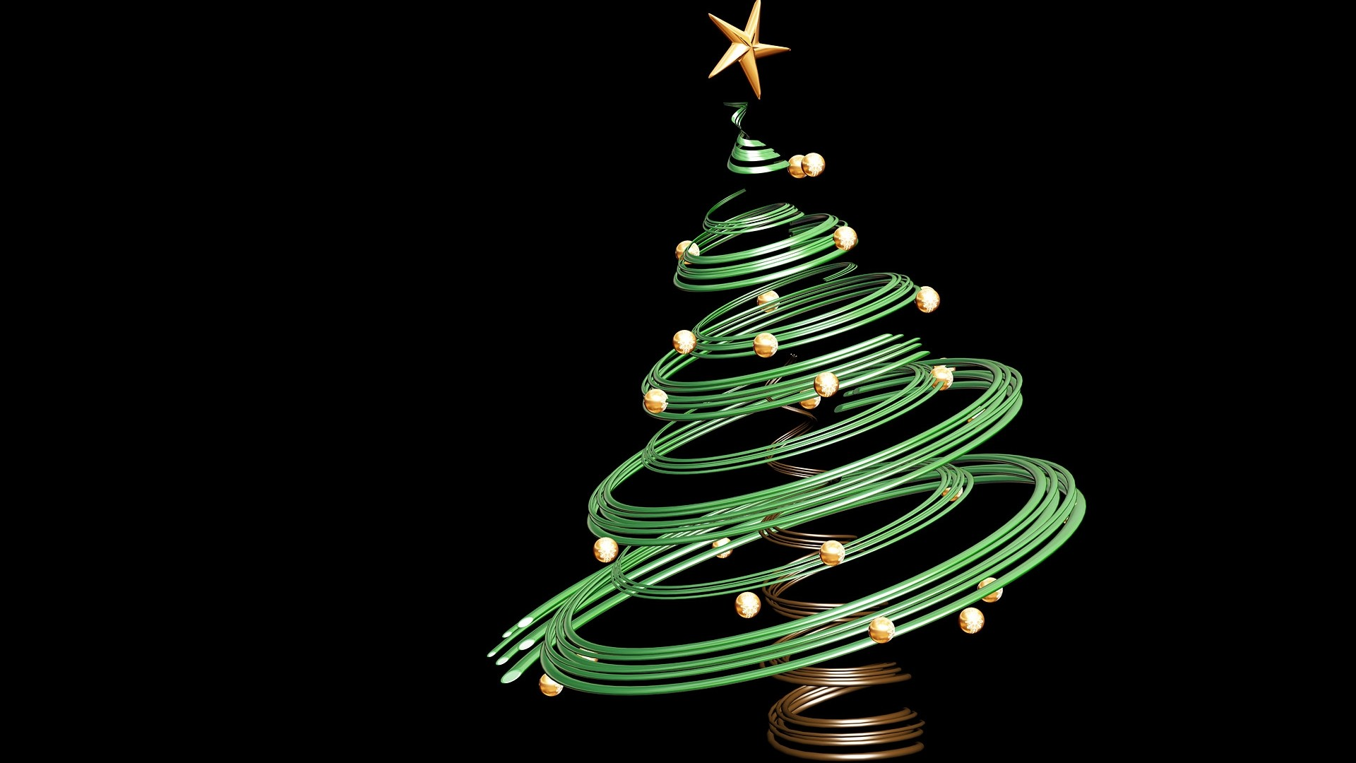 Christmas Tree Desktop Background (74+ Images