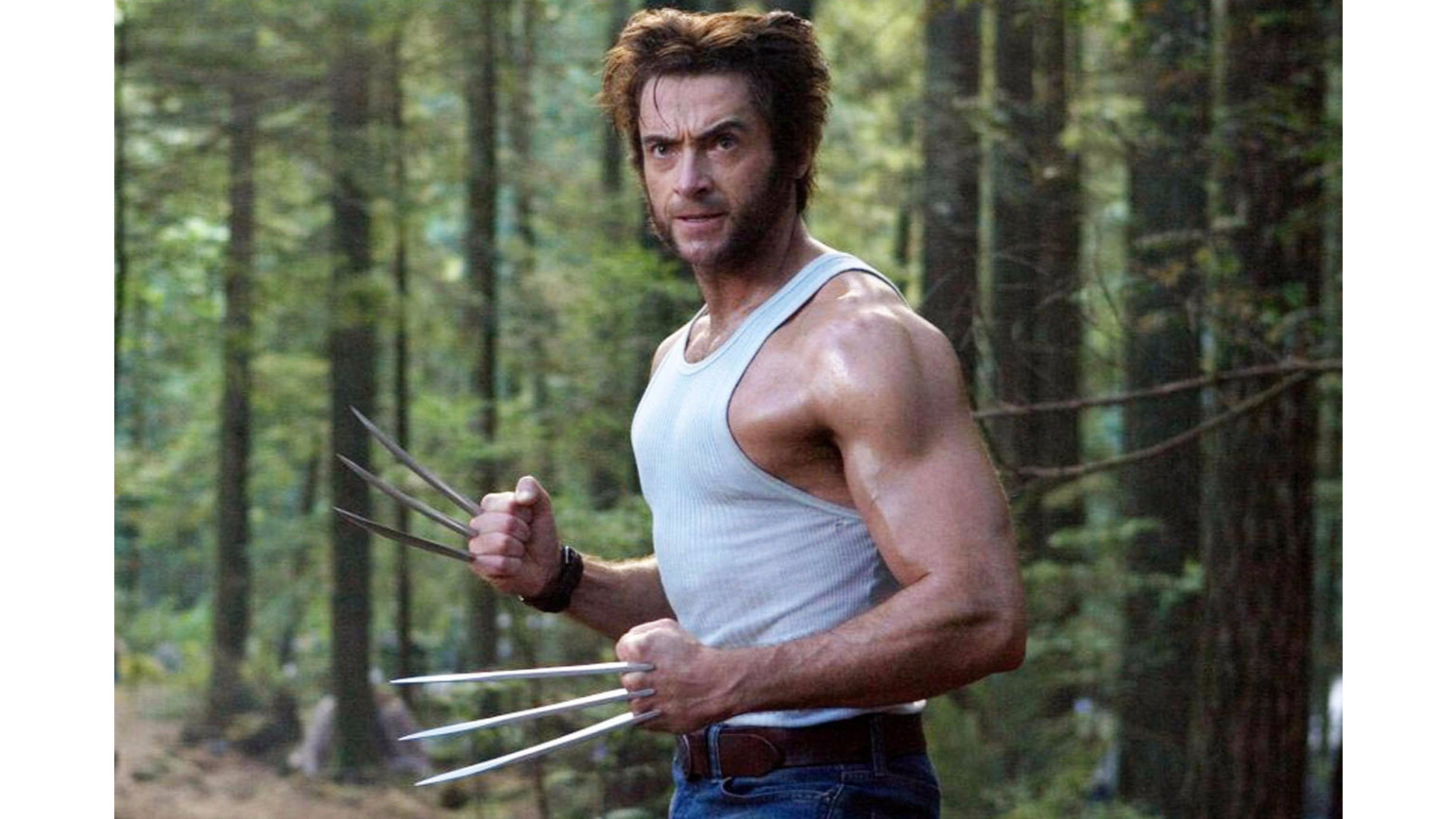3840x2160 Wolverine 4K Hugh Jackman Wallpapers