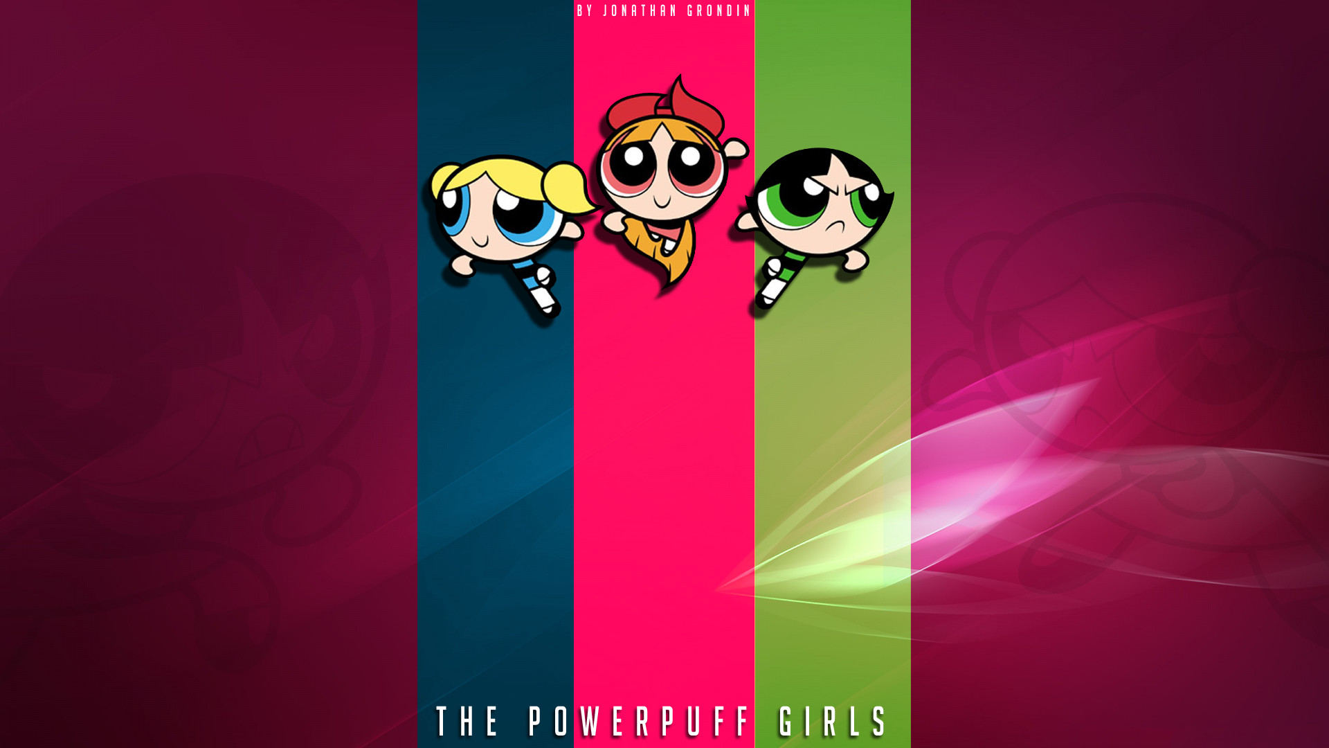 1920x1080 Powerpuff Girls 814319 ...