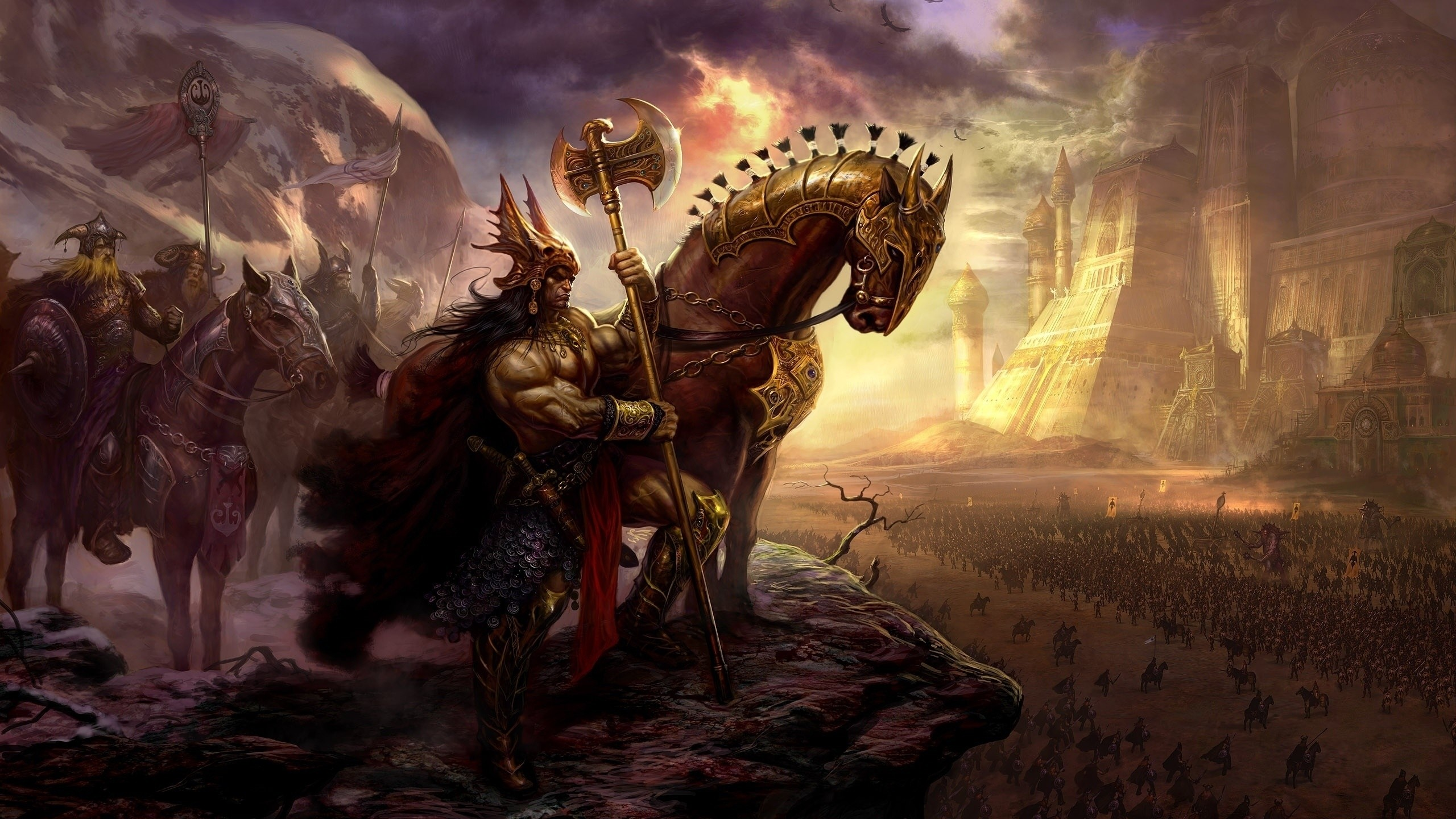 Age Of Conan Wallpaper 78 Images