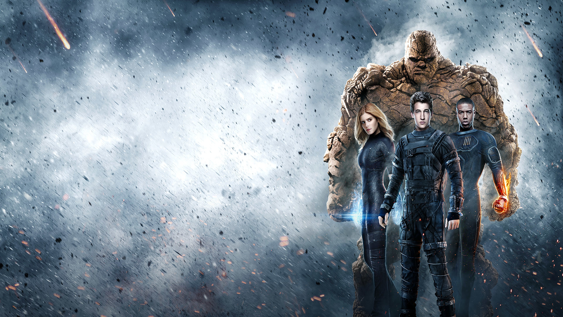 1920x1080 Best Fantastic Four Wallpaper Free