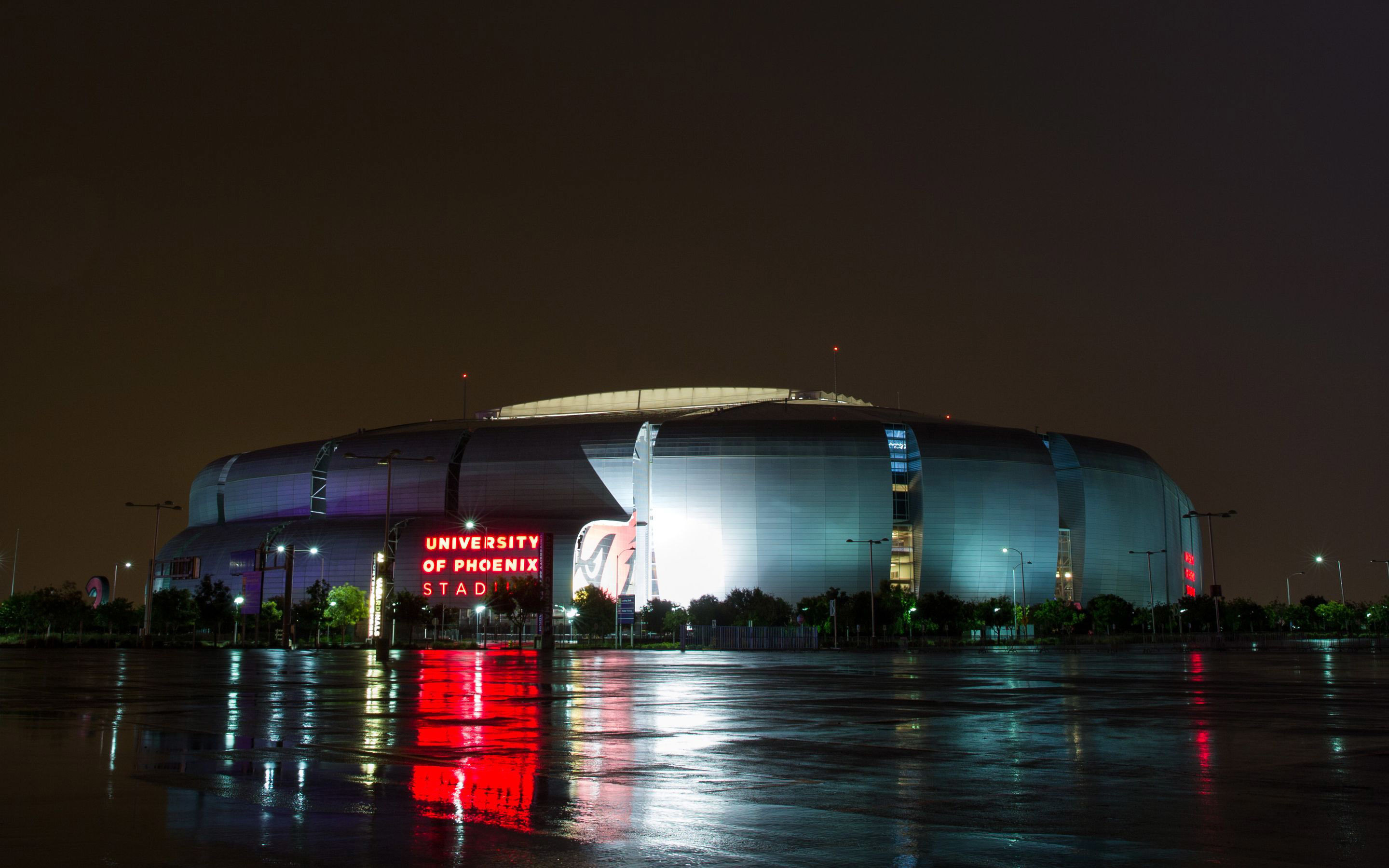 2880x1800 University of Phoenix Stadium Arizona Place Wallpaper