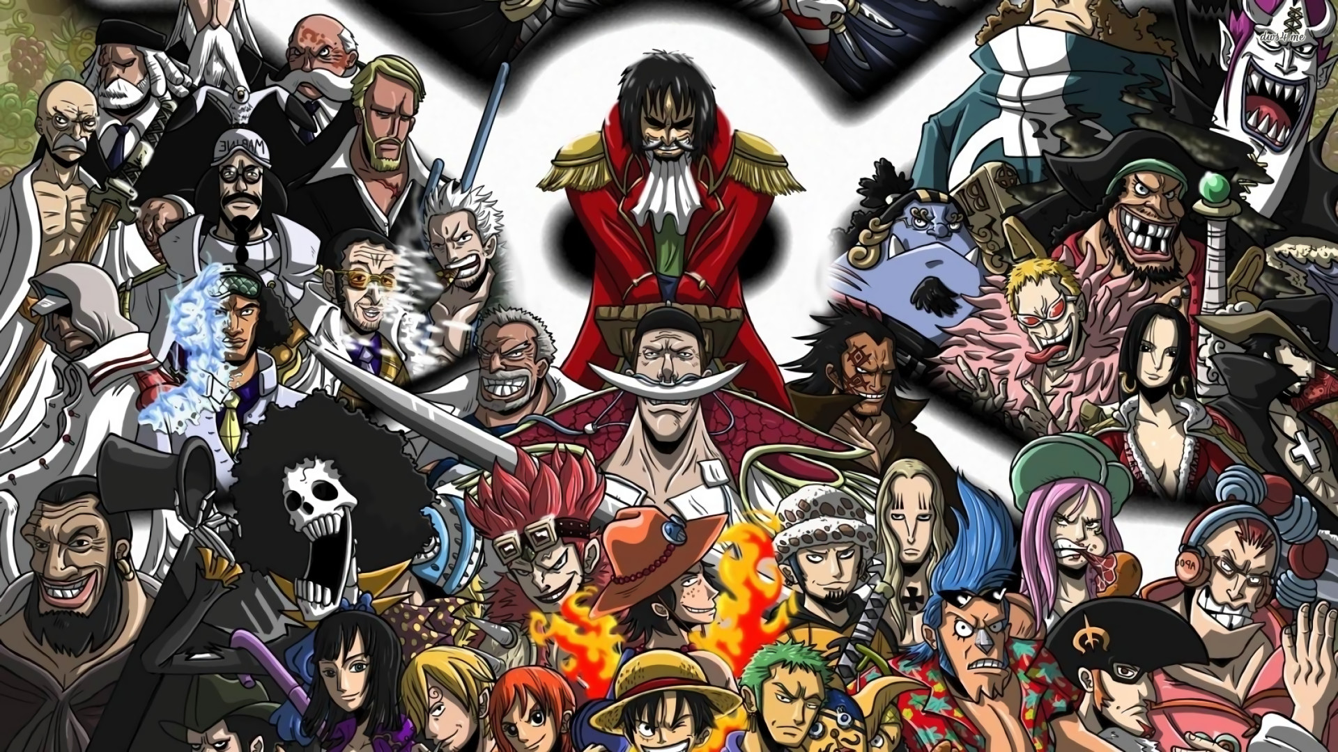 One Piece Wallpaper 4k Ipad