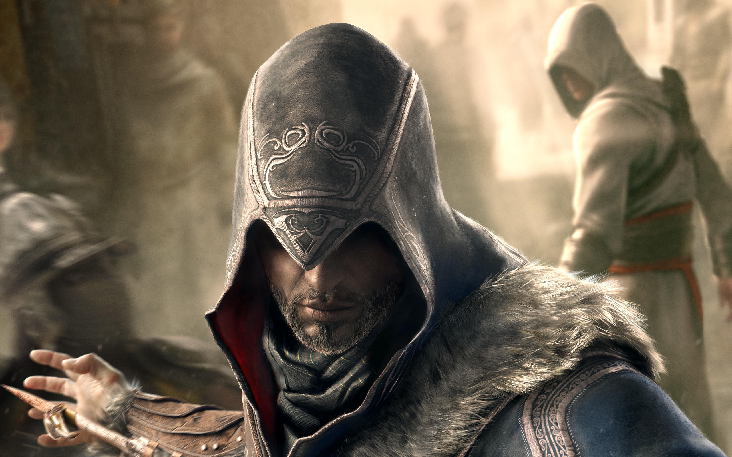 2560x1600 HD Wallpaper | Background ID:319840.  Video Game Assassin's Creed:  Revelations