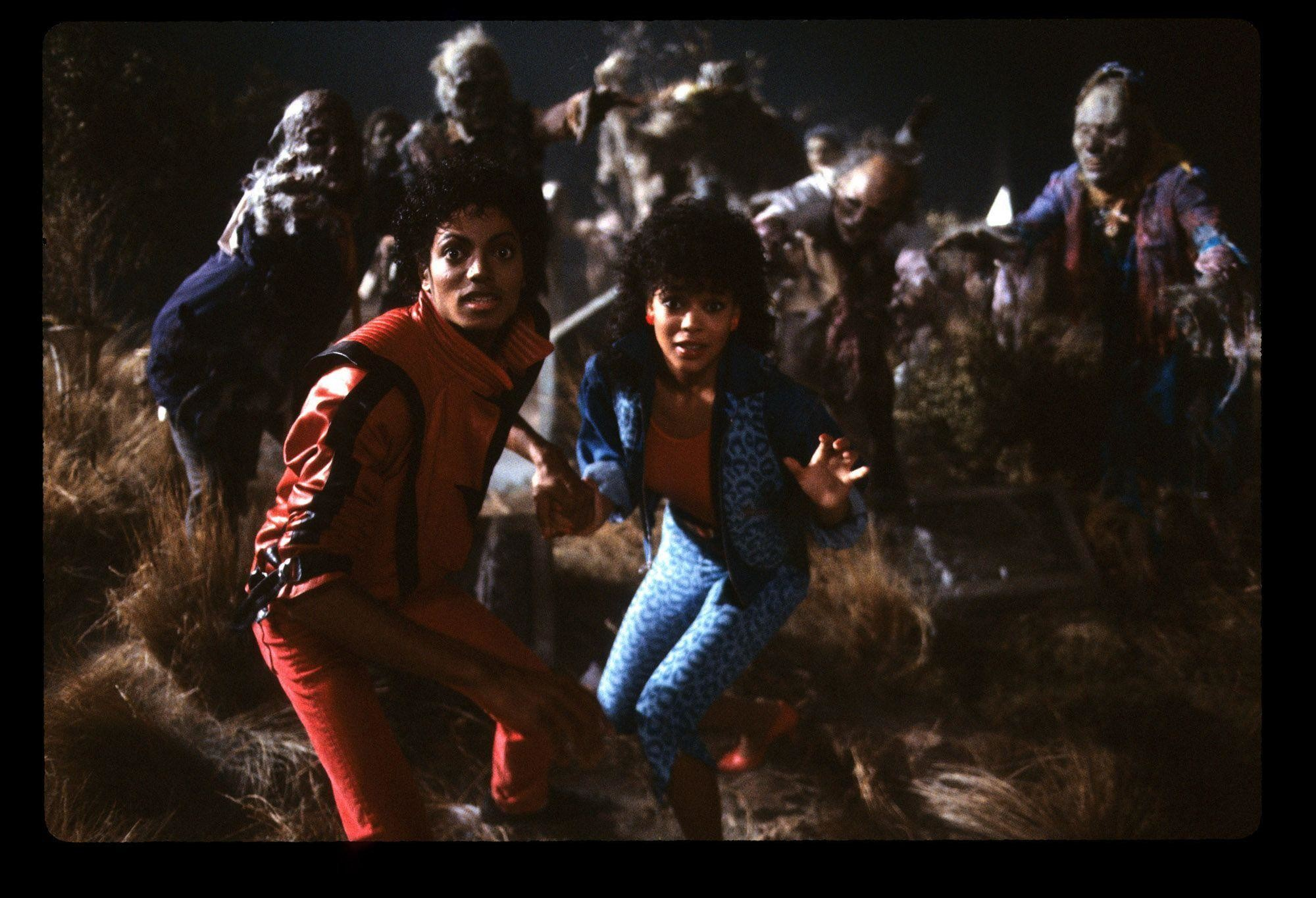2000x1365 Michael Jackson Thriller Wallpapers