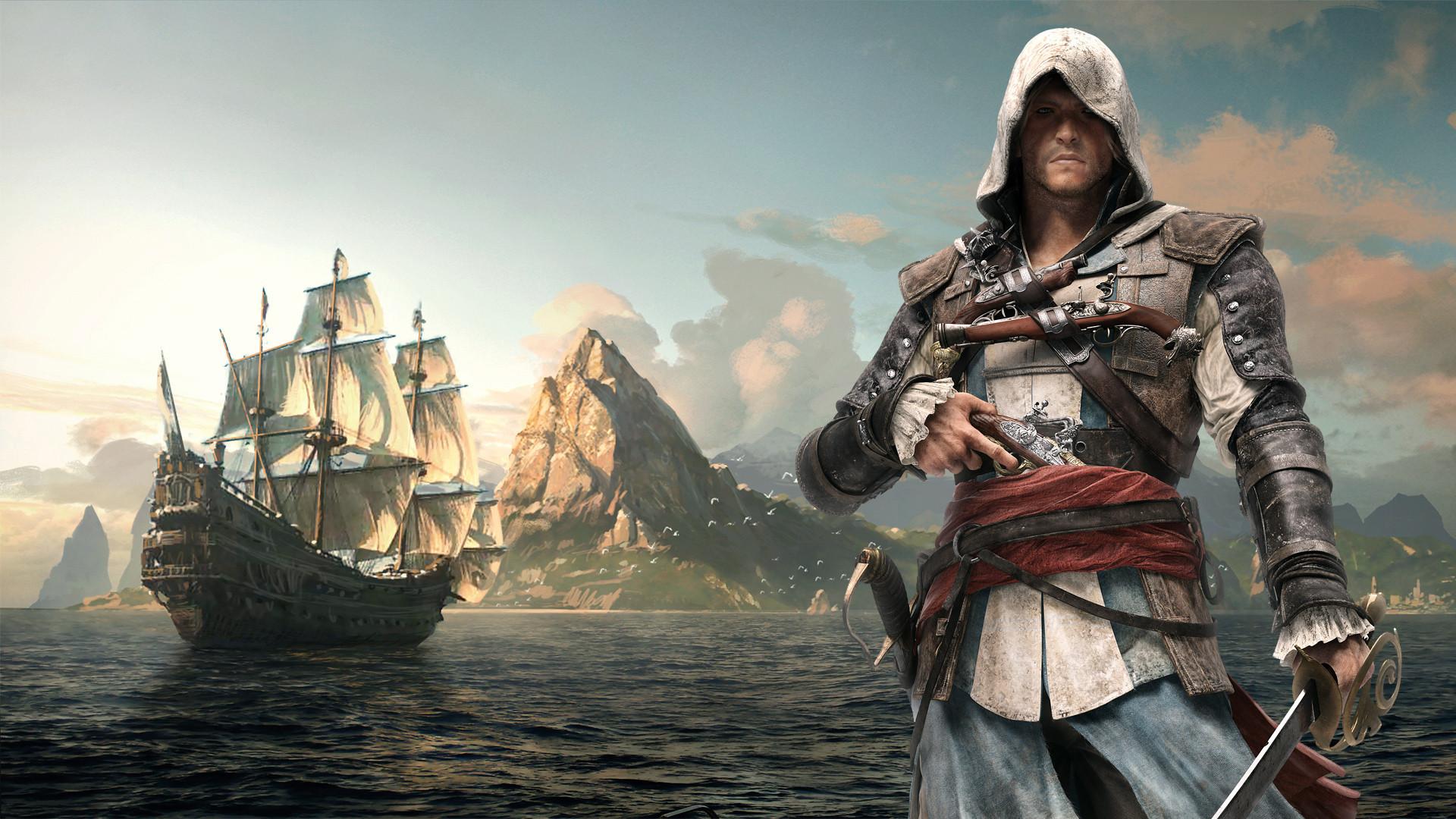 1920x1080 Assassins Creed Iv Black Flag Assassins Creed Iv Showdown Im Dschungel Screenshot