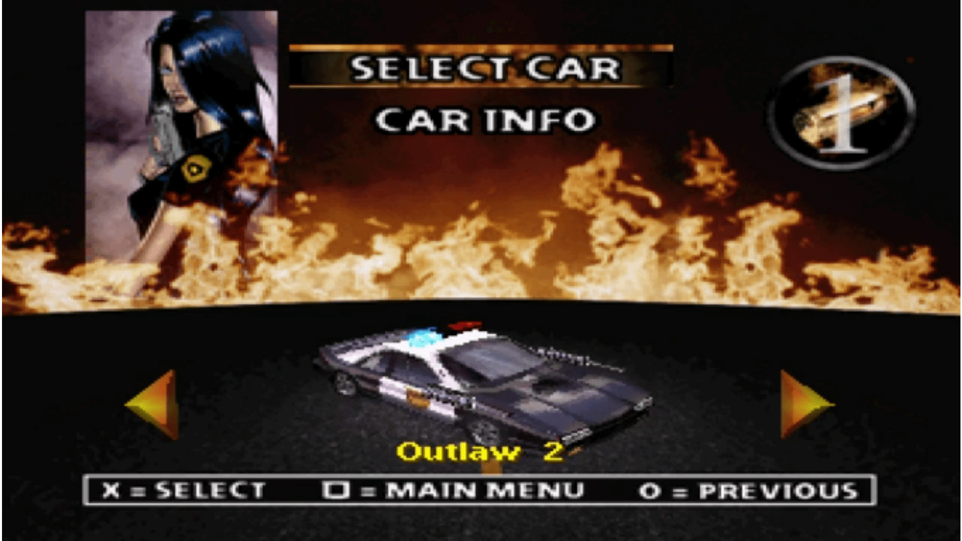 1920x1080 Outlaw/ Outlaw2: this car is almost always some sort of police cruiser,  with the exception to black and its sequel are swat style vehicles.