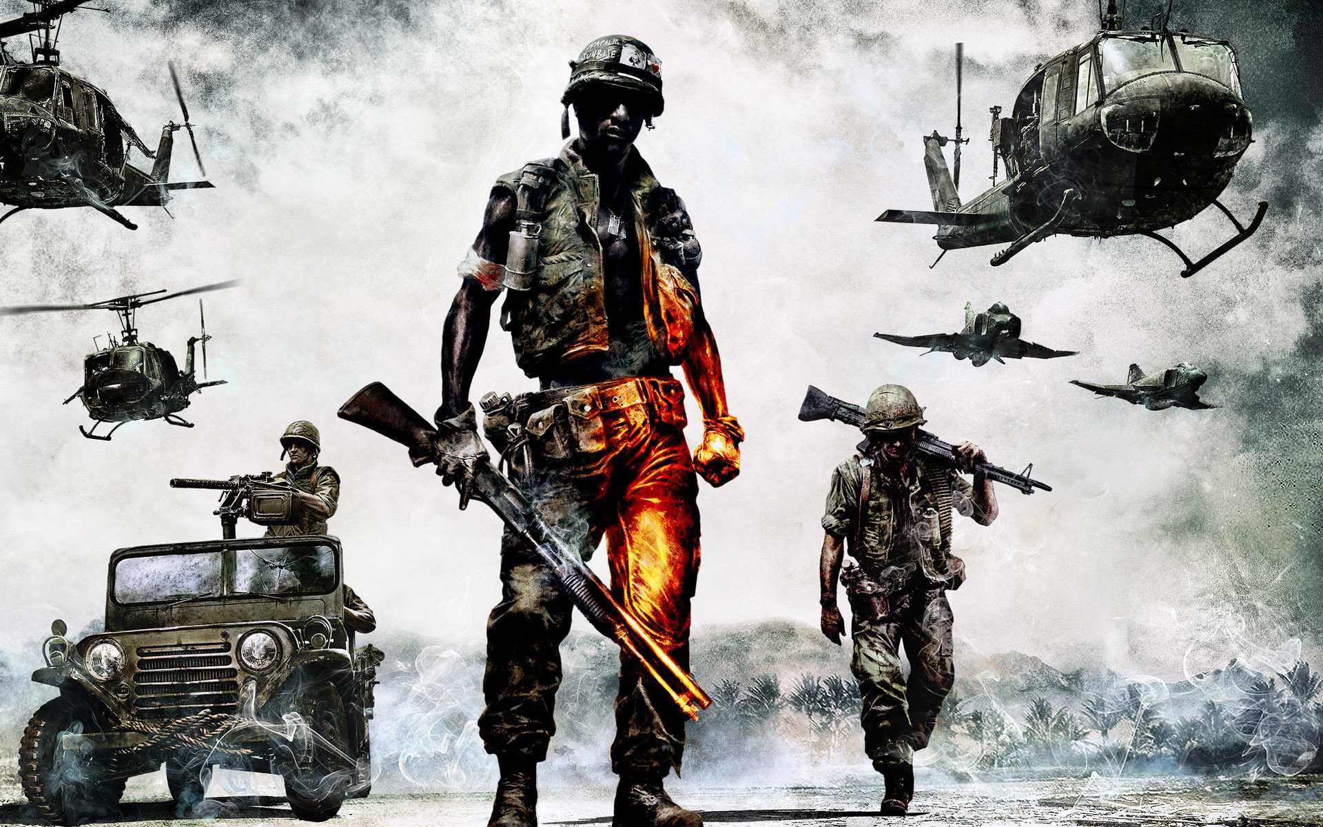 1920x1200 Soldiers Wallpaper Phone