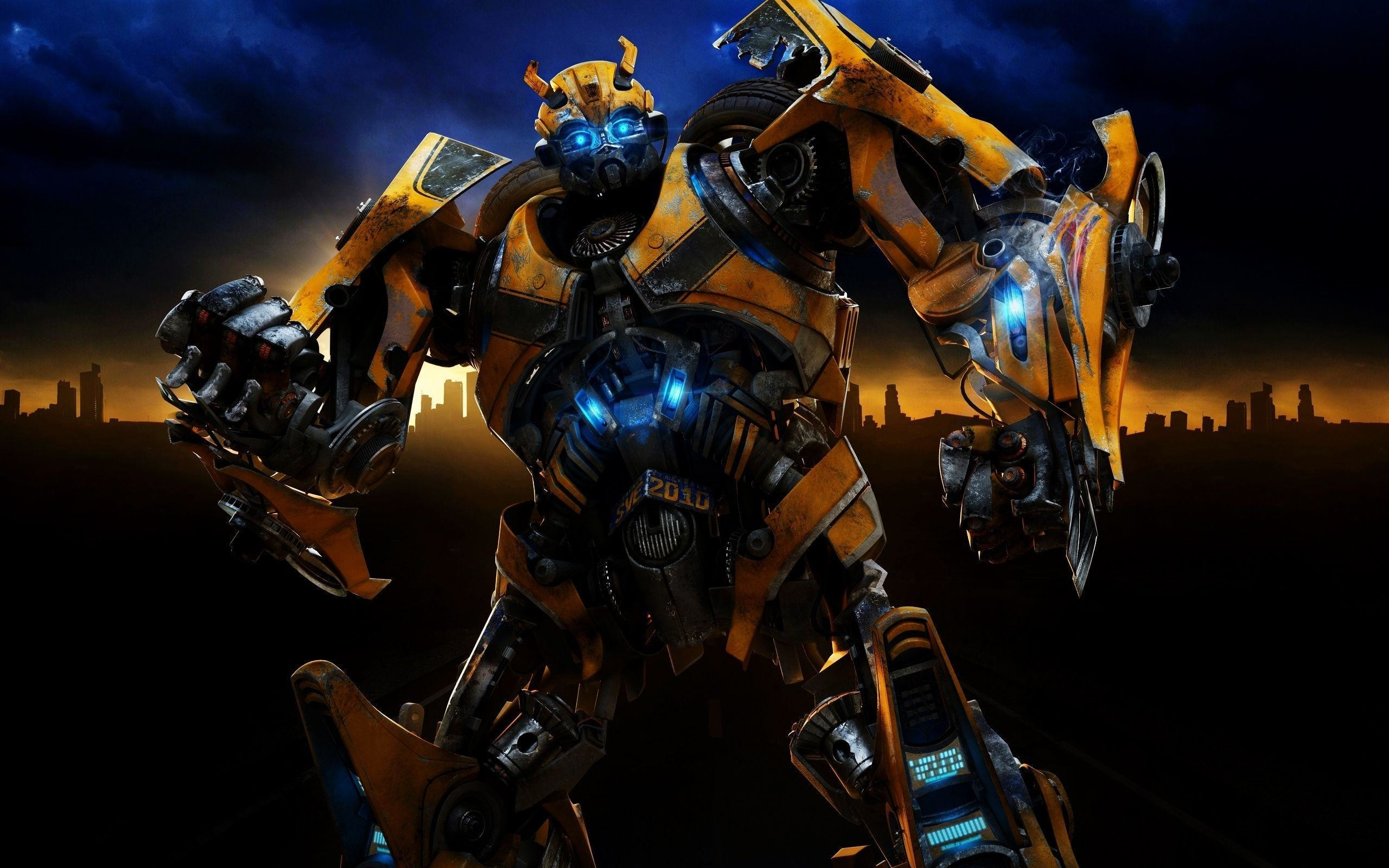 2560x1600 Bumblebee Wallpapers Free Download