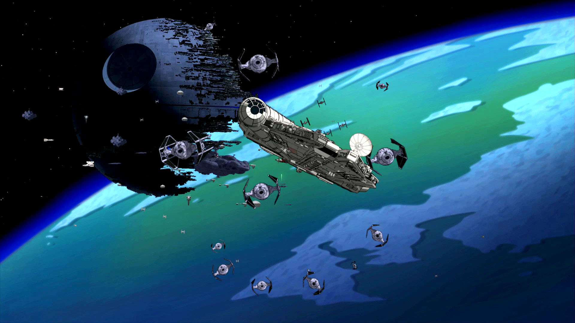 Family Guy Star Wars Wallpaper 47 Images