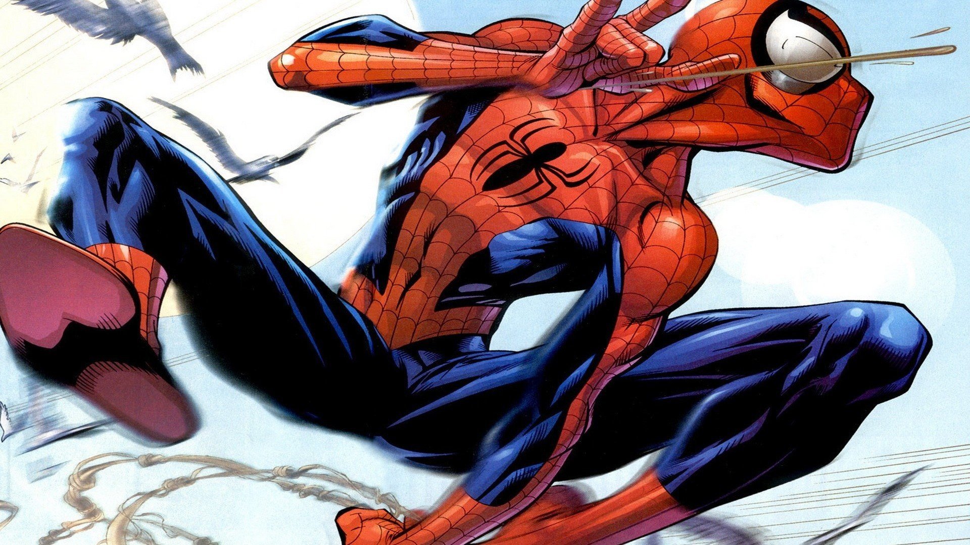 10 Best Spider Man 2099 Wallpaper Hd Full Hd 1920 1080 For: Ultimate Spider Man Wallpapers (70+ Images