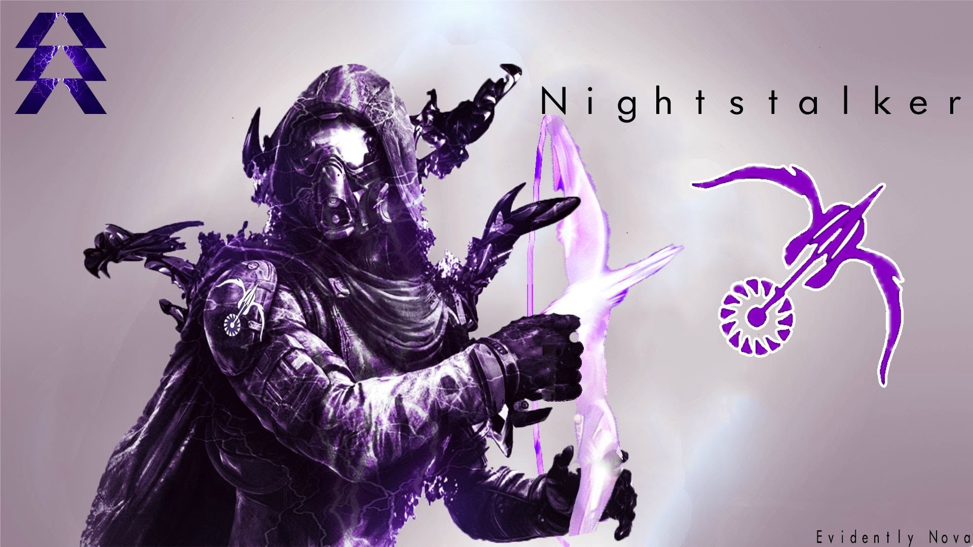destiny night stalker wallpaper 87 images