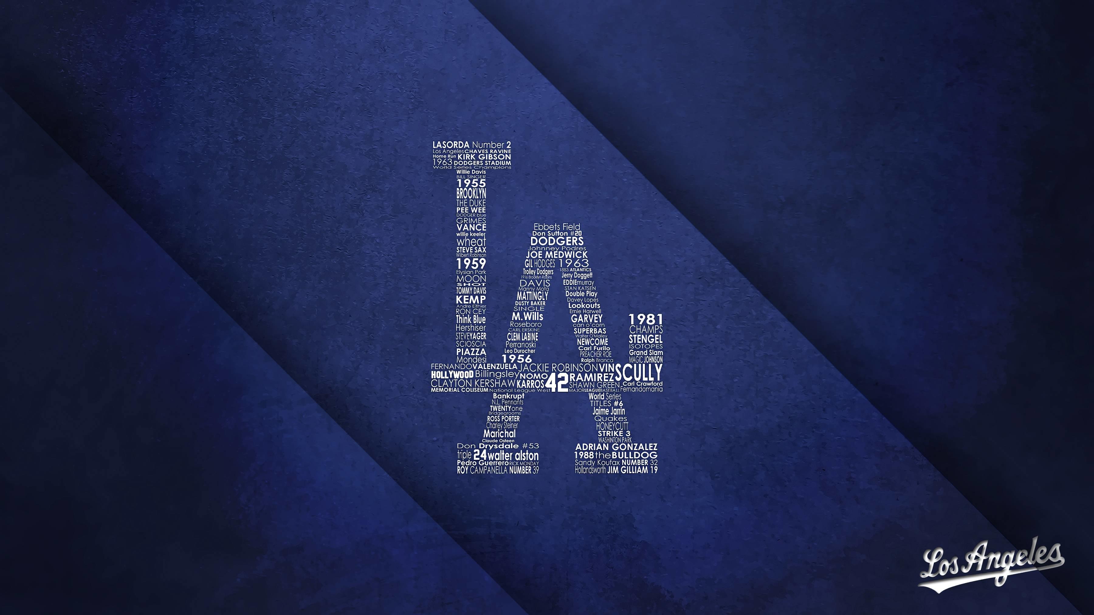 3600x2025 DeviantArt More Like LA Dodgers Iphone Wallpaper And Lock Screen