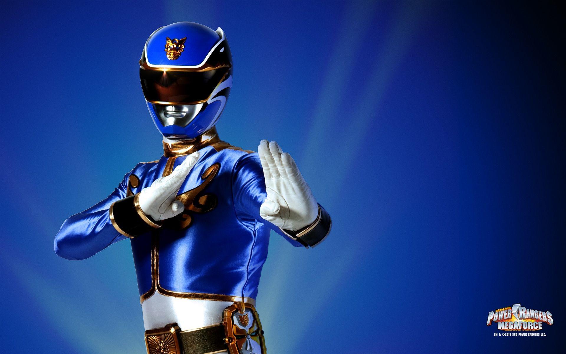 Blue Power Ranger Wallpaper 65 Images