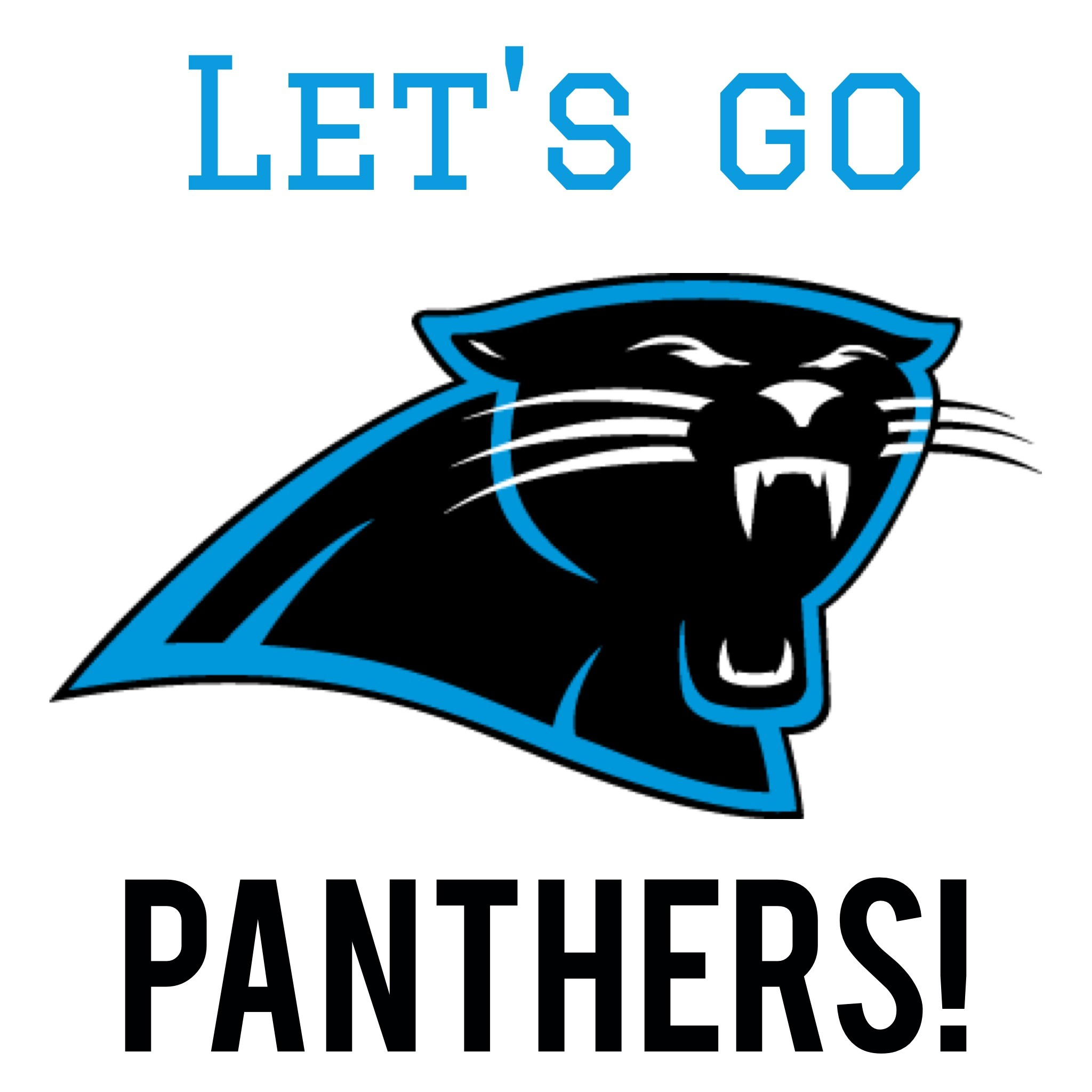 2048x2048 Essex Homes is cheering for our Carolina Panthers today!!! Let's Go Panthers !