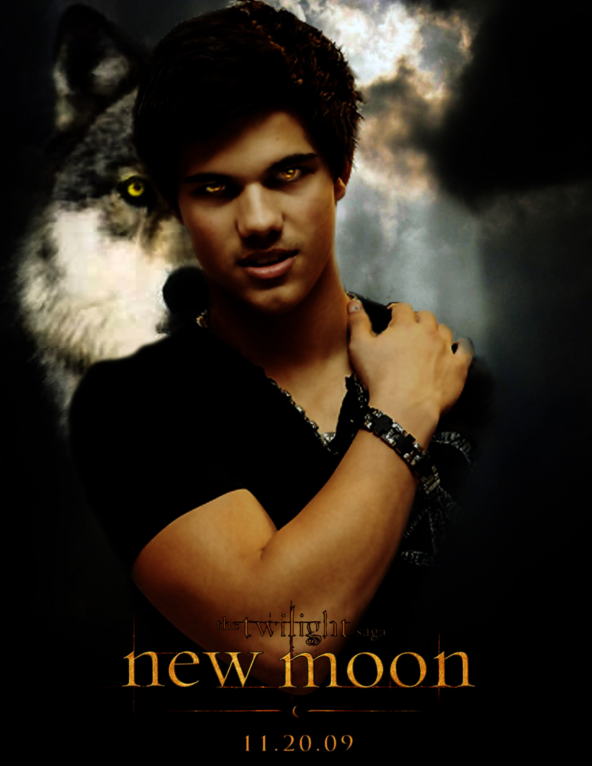 1978x2560 Jacob New Moon! - New Moon Photo (5921410) - Fanpop