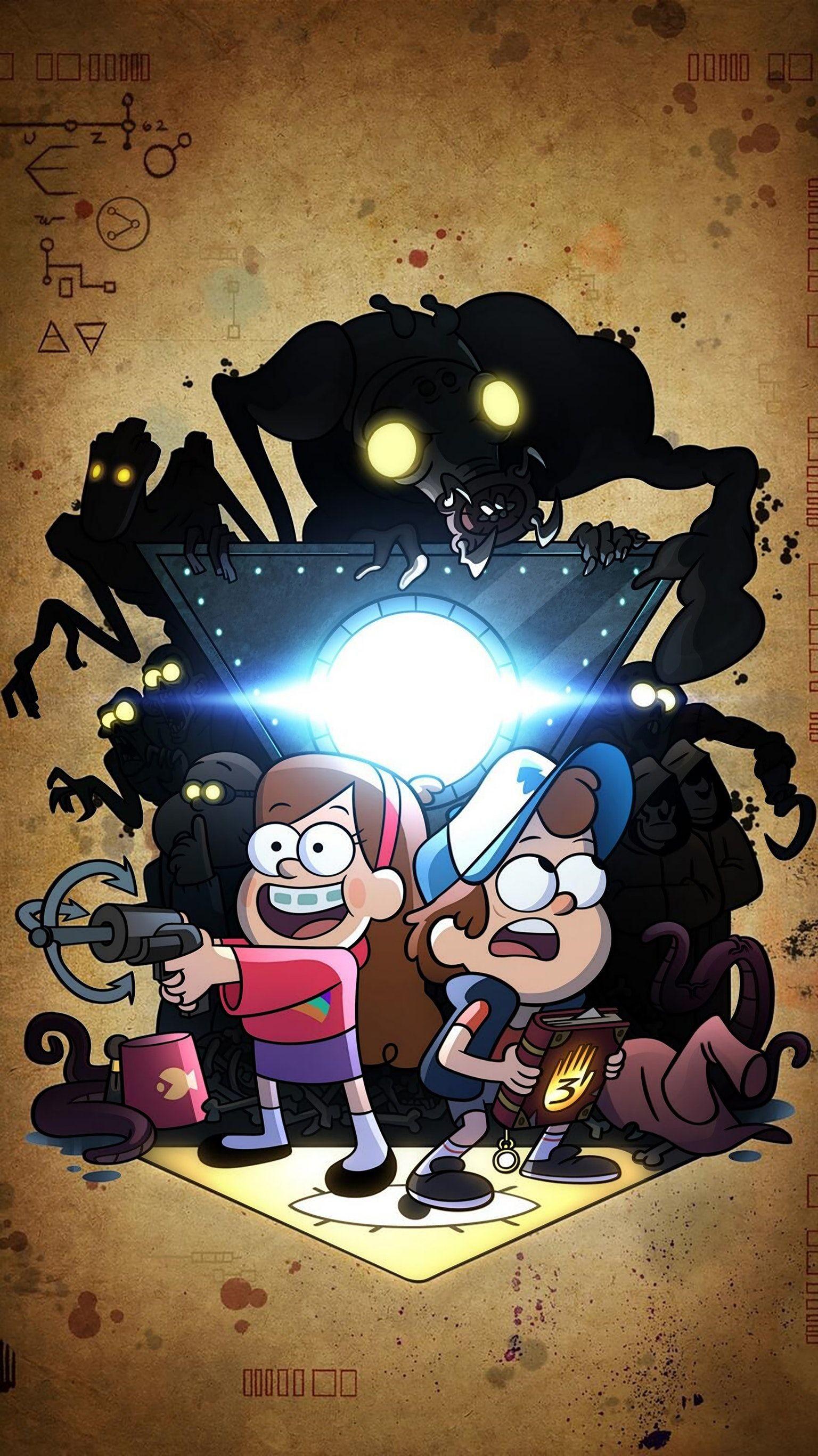 Gravity Falls Wallpaper Phone 71 Images