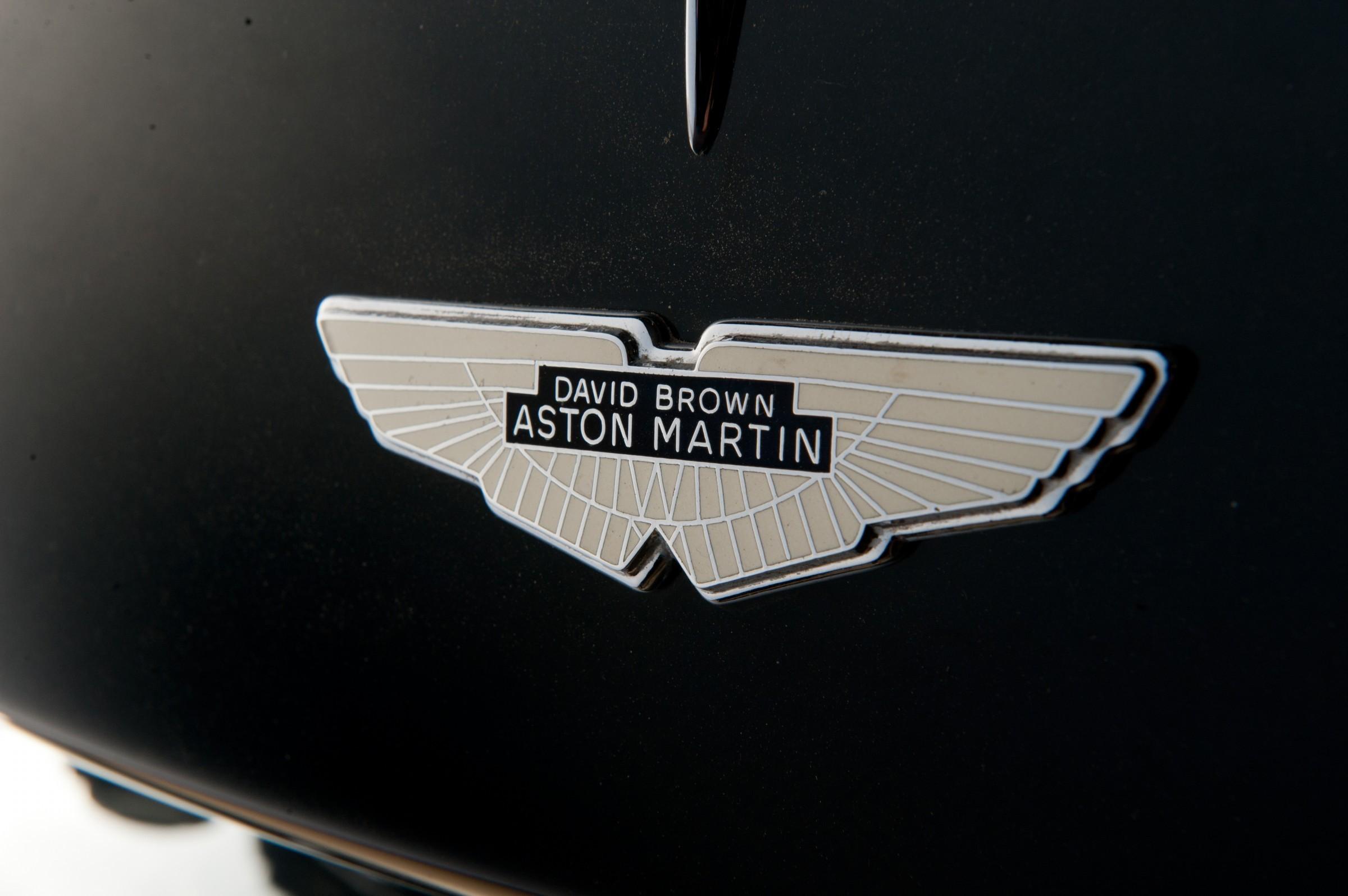 Aston Martin Logo Wallpapers 55 Images