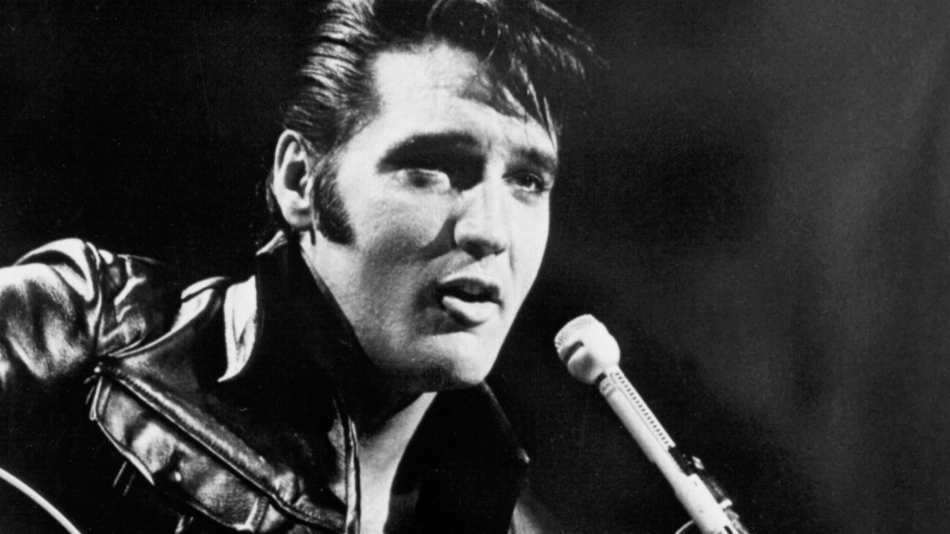 Elvis Presley Screen Wallpapers 58 Images