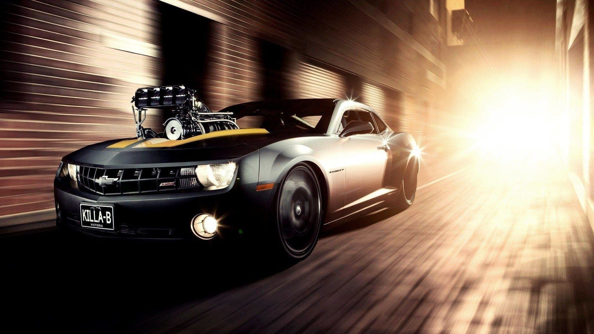 Muscle Cars in 1920x1080 Wallpapers (65+ images)