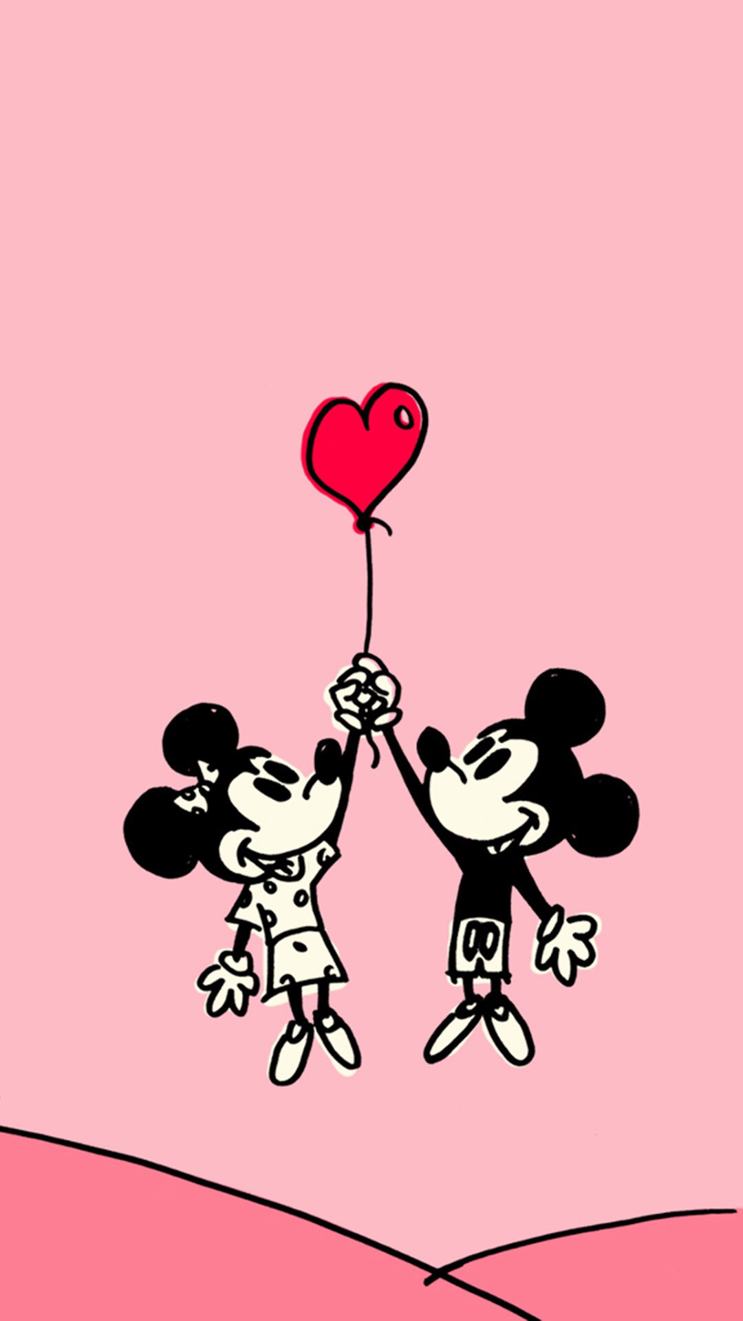 Mickey Mouse Valentine Wallpaper 53 Images