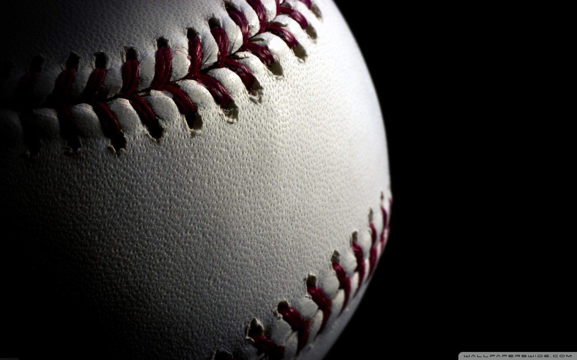 1920x1200 Baseball Ball HD Wide Wallpaper for Widescreen