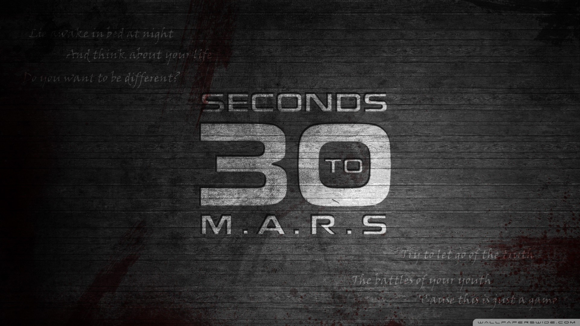 1920x1080 30 Seconds to Mars