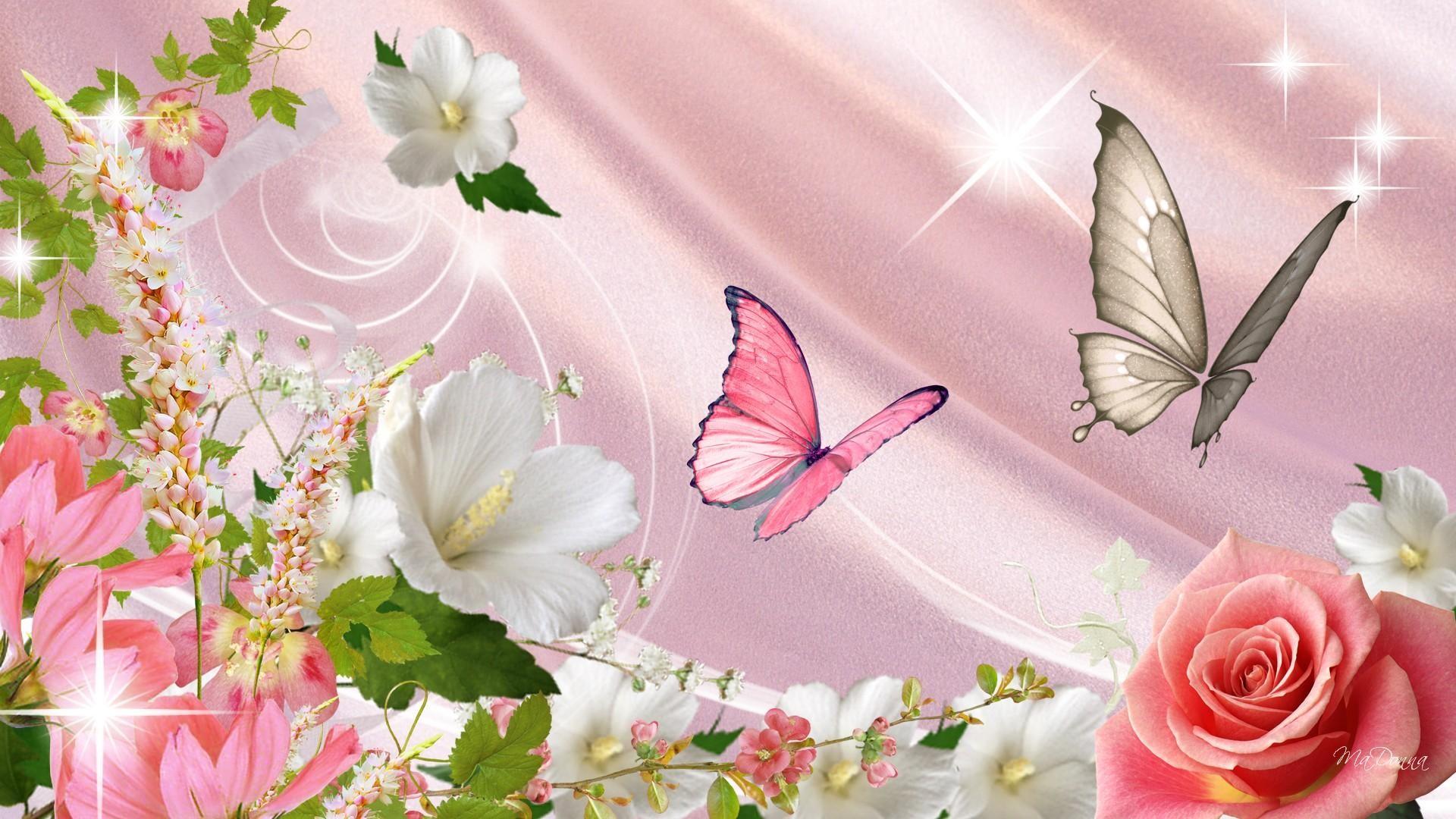 Free Springtime Wallpaper