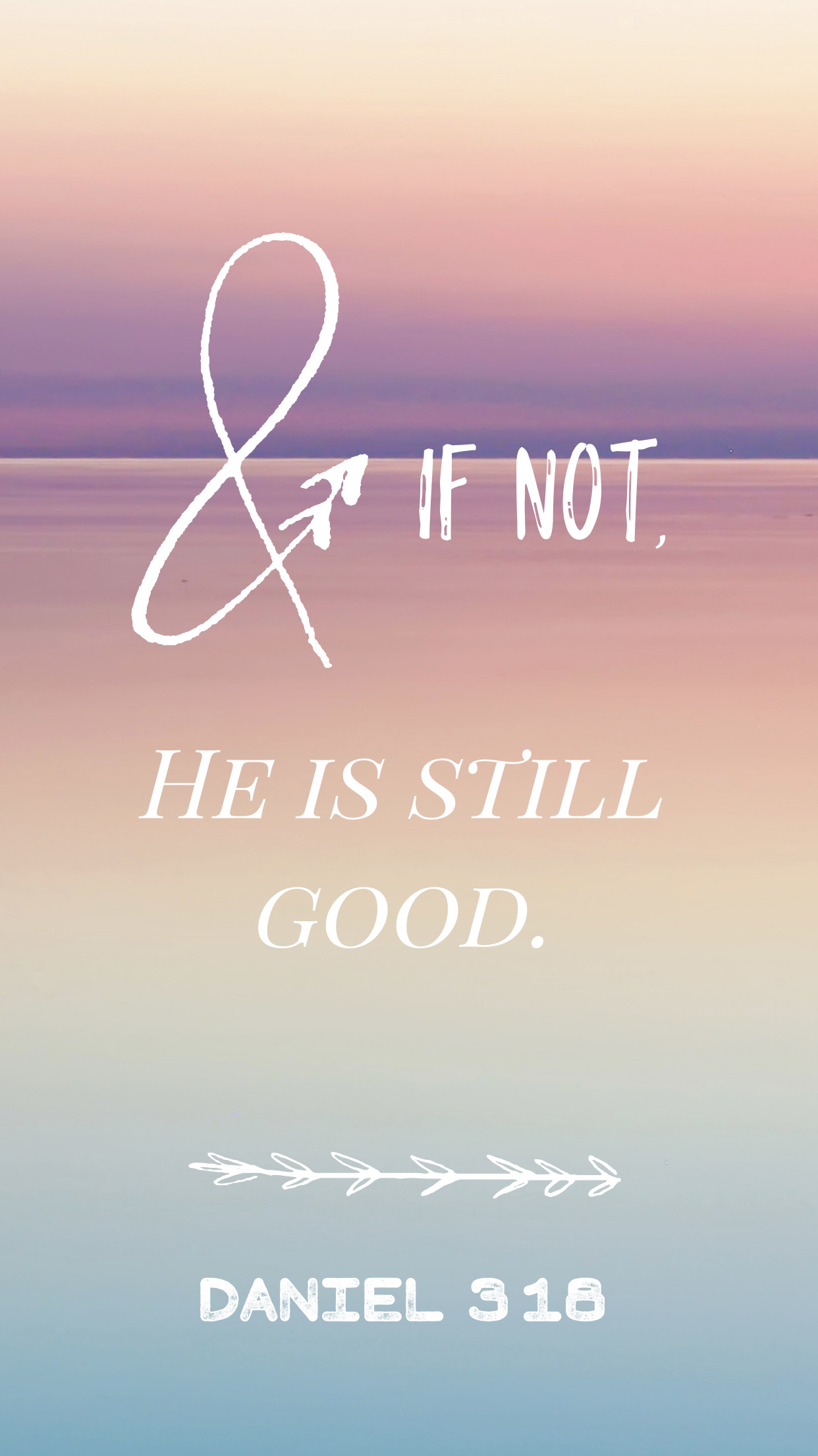 1242x2208 Phone wallpaper-Daniel 3:18