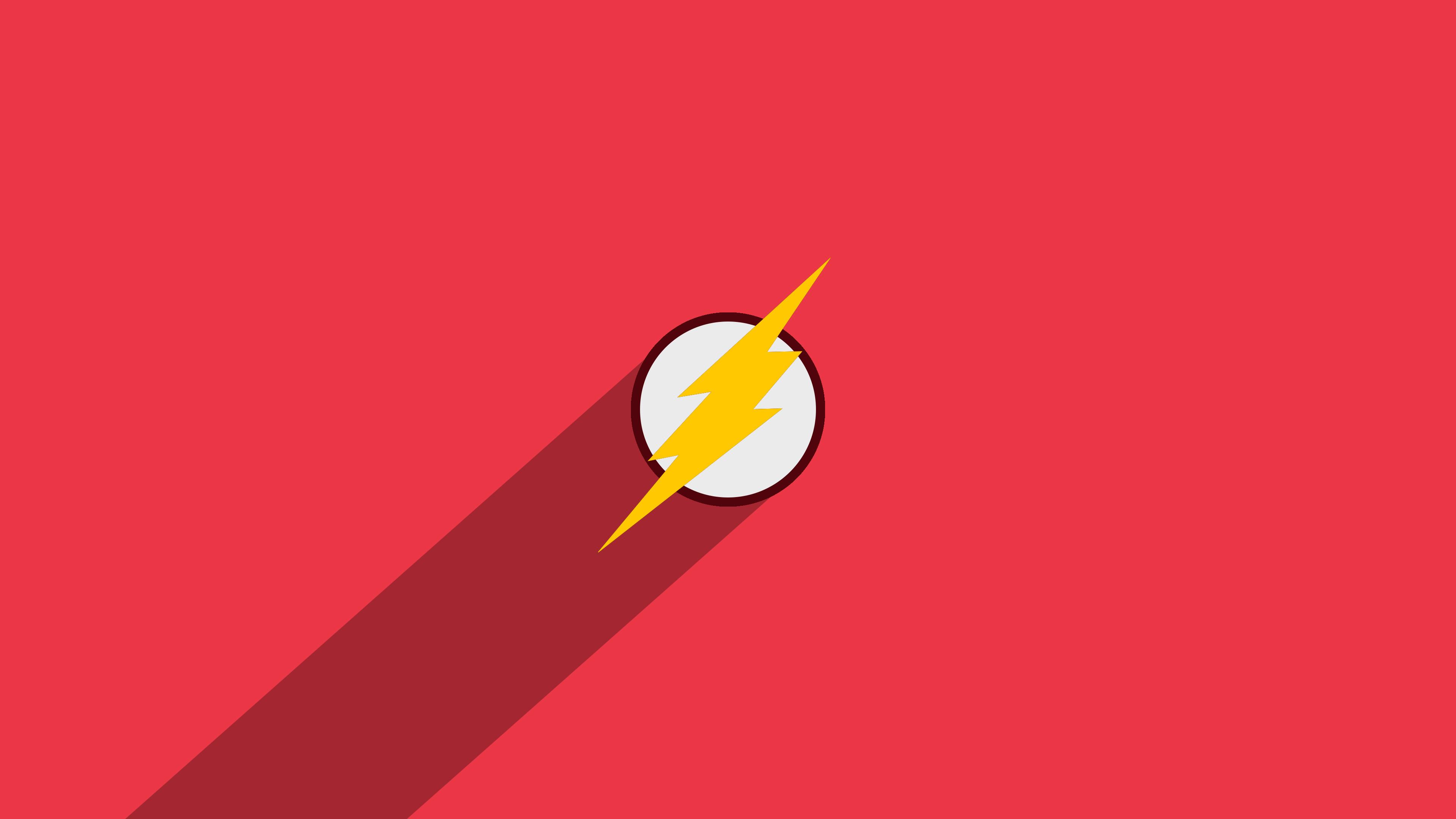 3840x2160 The Flash Desktop Wallpaper