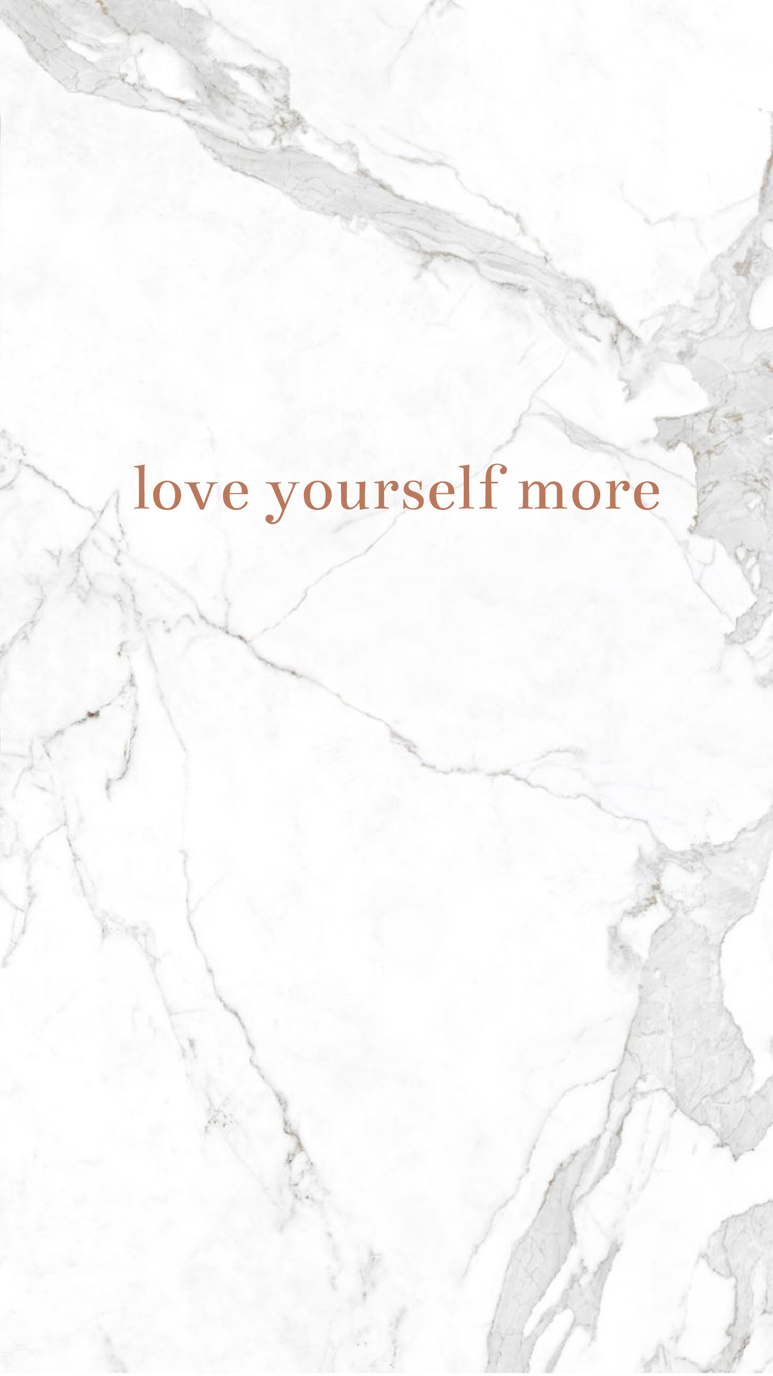 1562x2779 Love Yourself More Phone Wallpaper