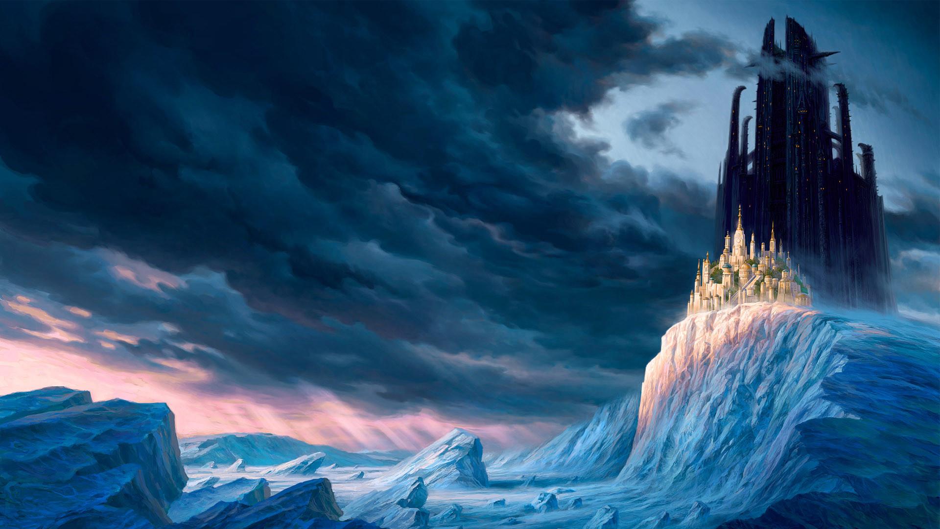 ice castle wallpaper 70 images