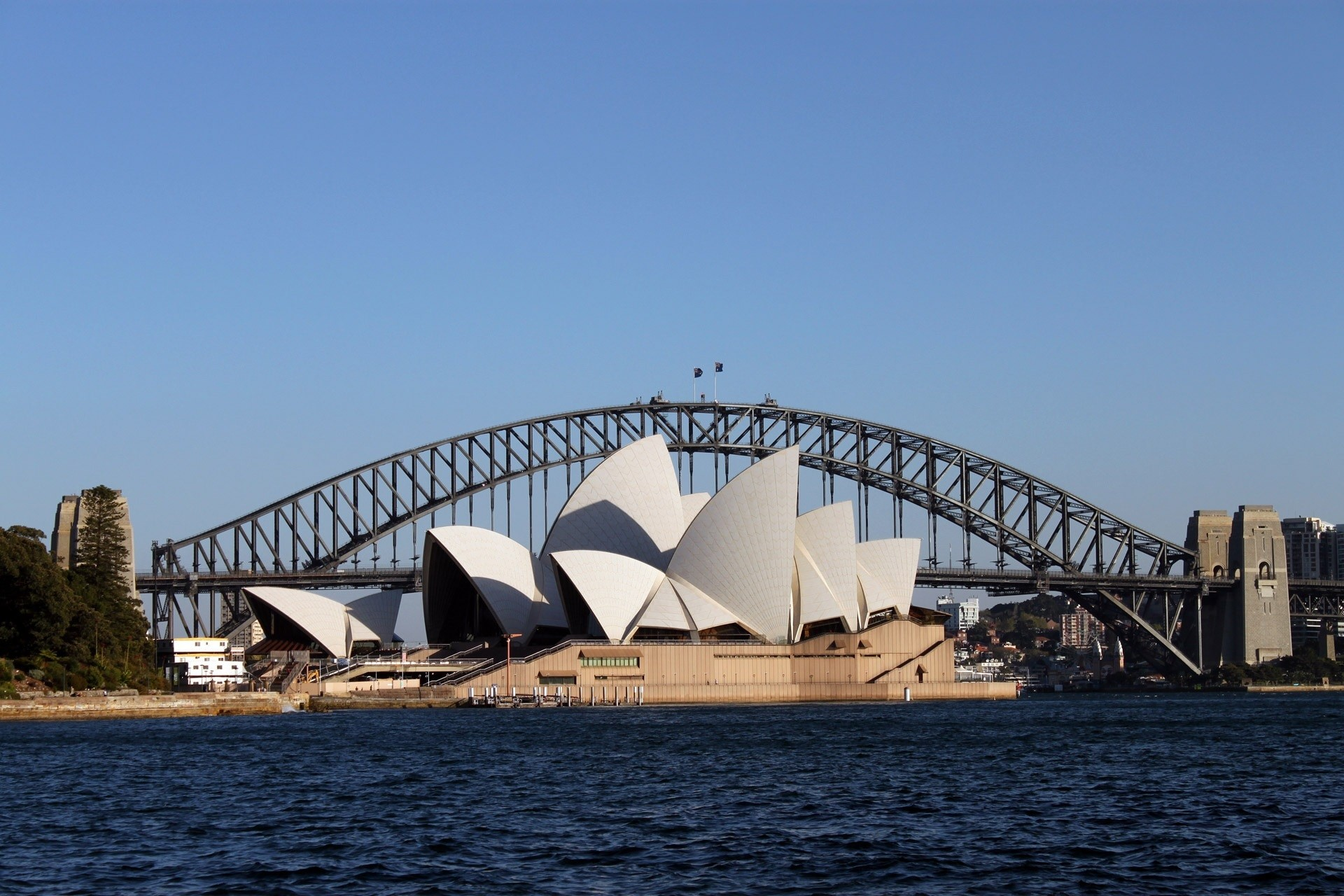1920x1200 Sydney Opera House Wallpaper Â« Beach & Travels Â« HD Wallpapers