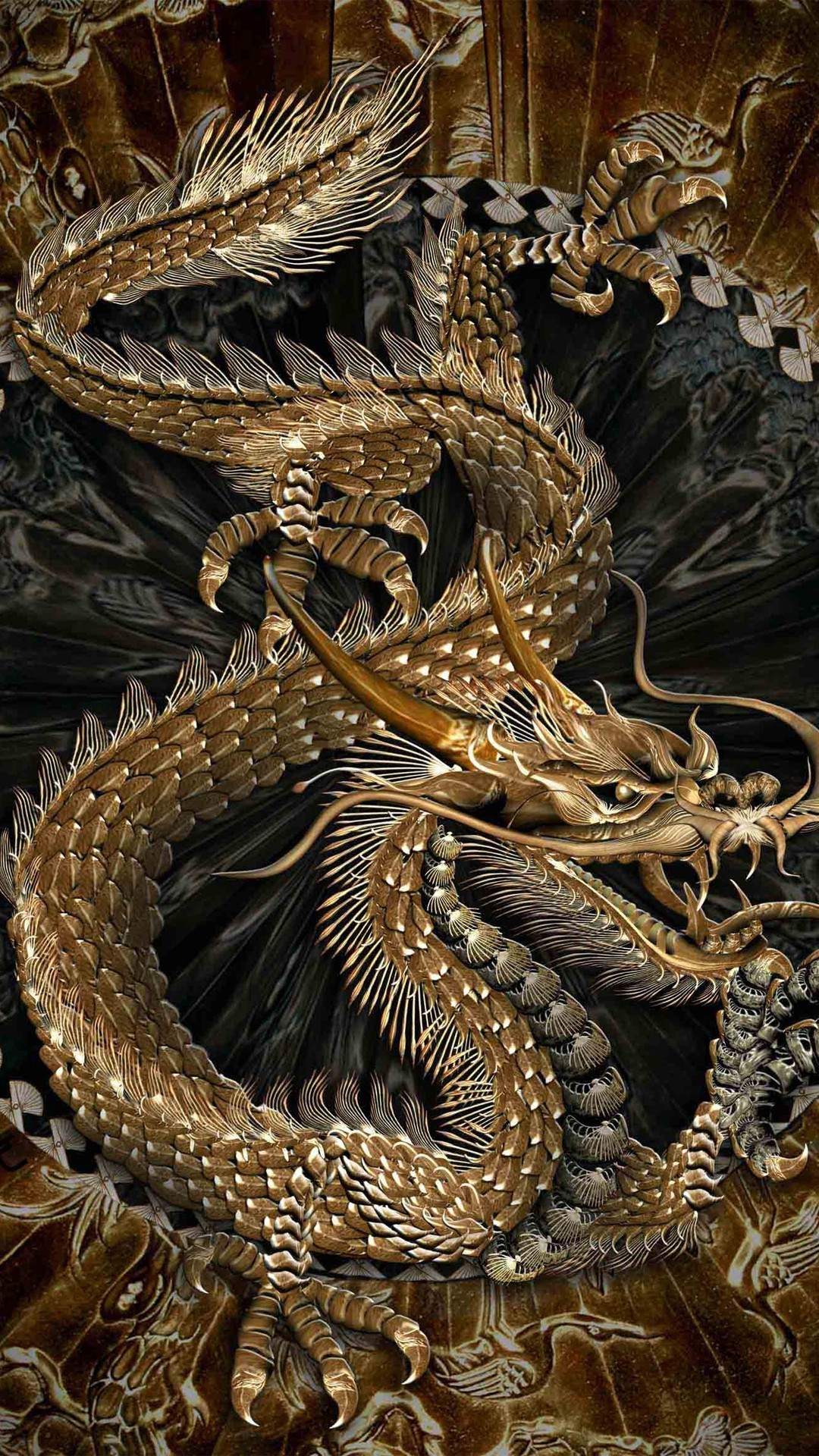 Chinese dragon wallpaper 69 images - Dragon backgrounds 1920x1080 ...