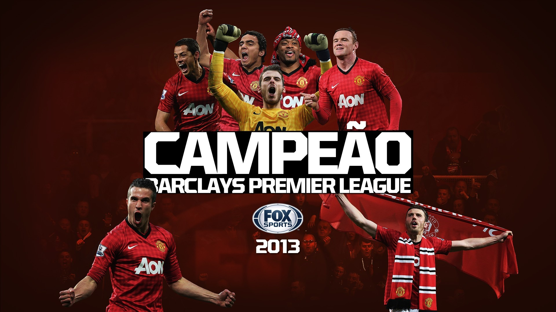 1920x1080 Football Manchester United Fc Red Devils Champions Teams Utd Premier League  Soccer Sports #wallpapers #