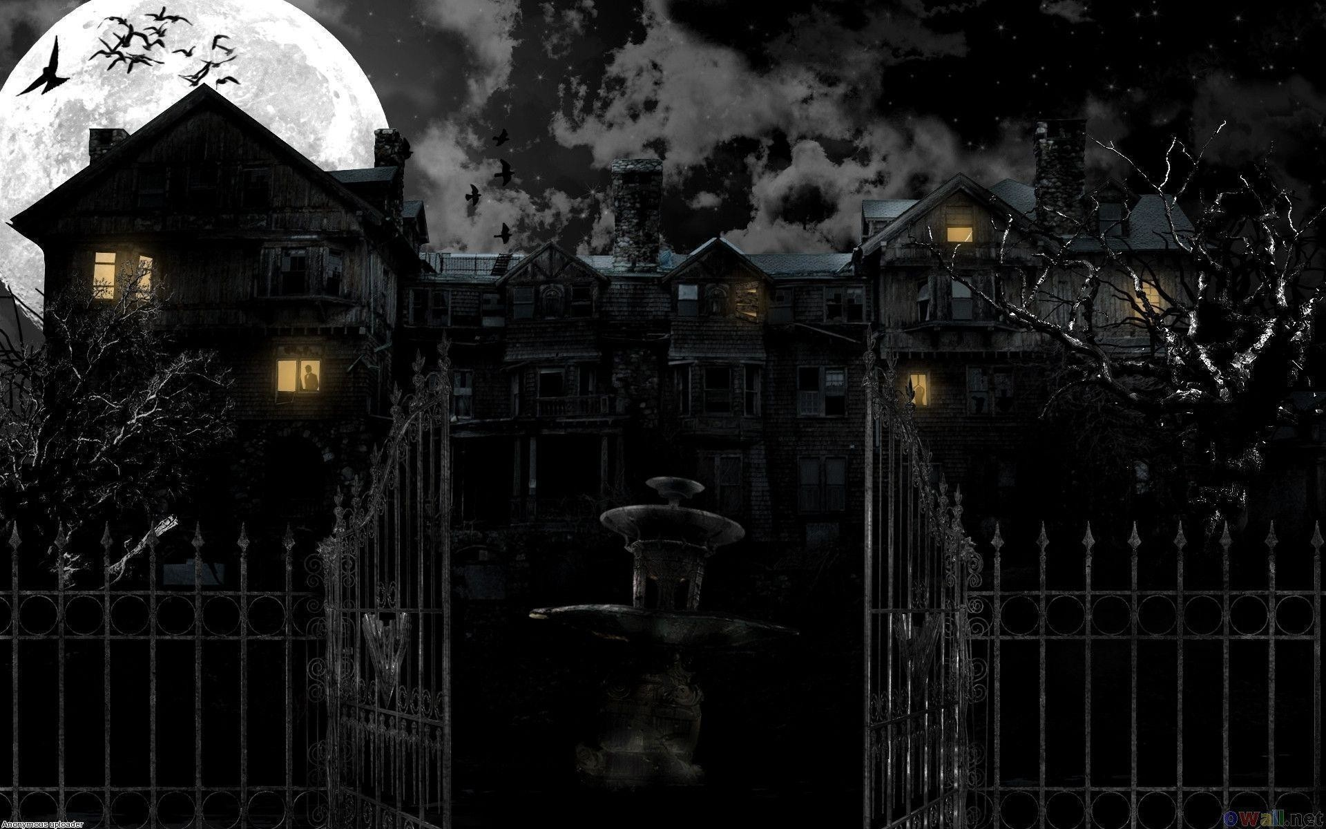 Haunted House Wallpaper 68 Images
